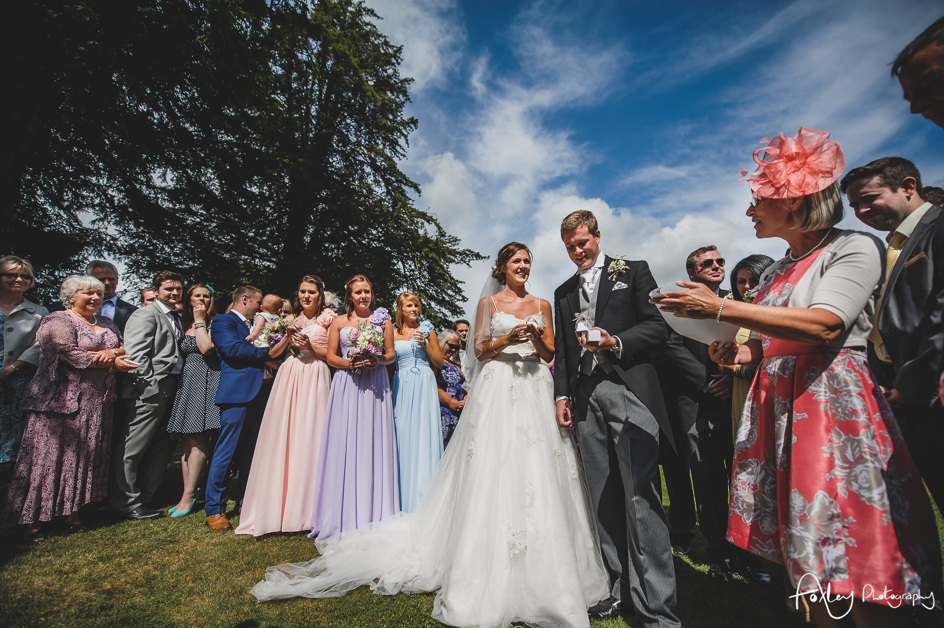 Claire and James' Wedding at Mitton Hall 111