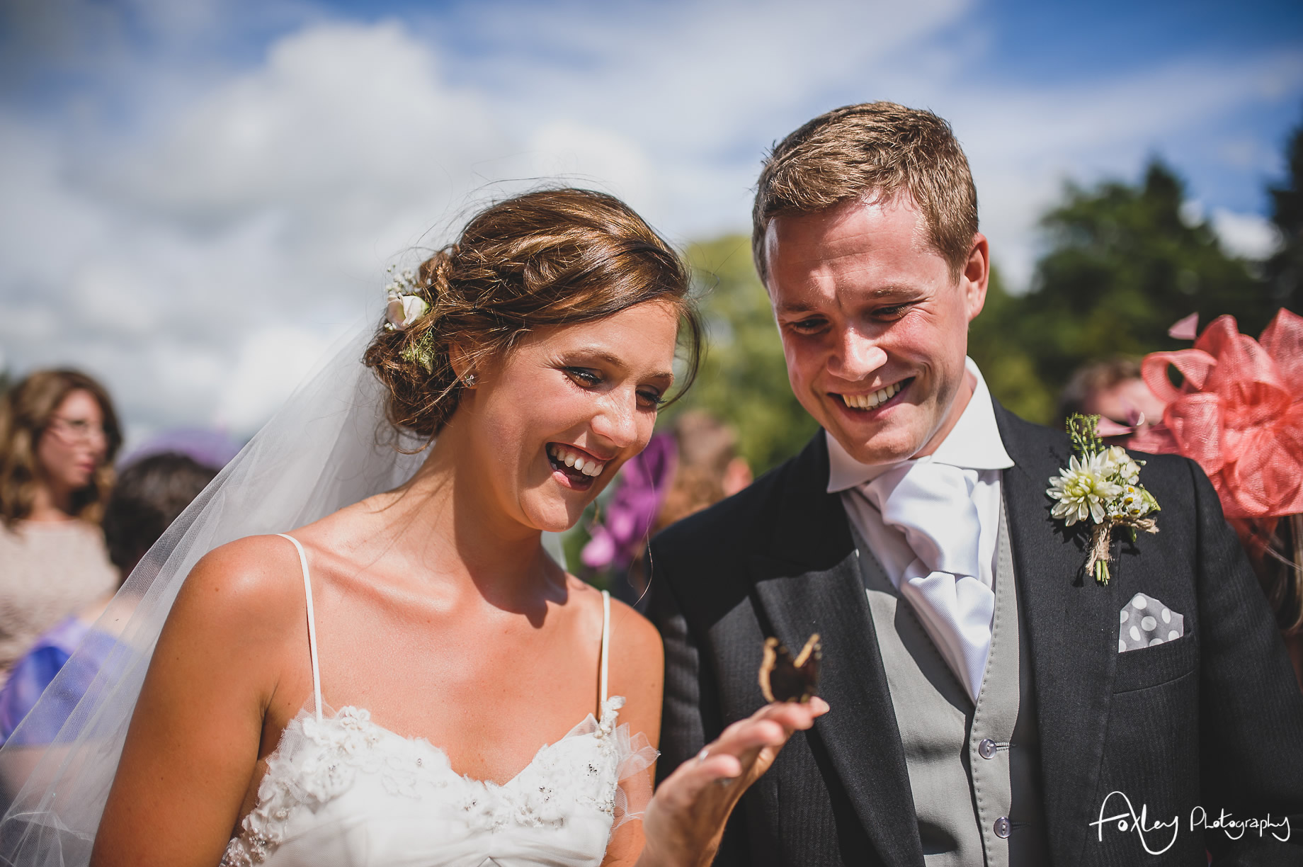 Claire and James' Wedding at Mitton Hall 113