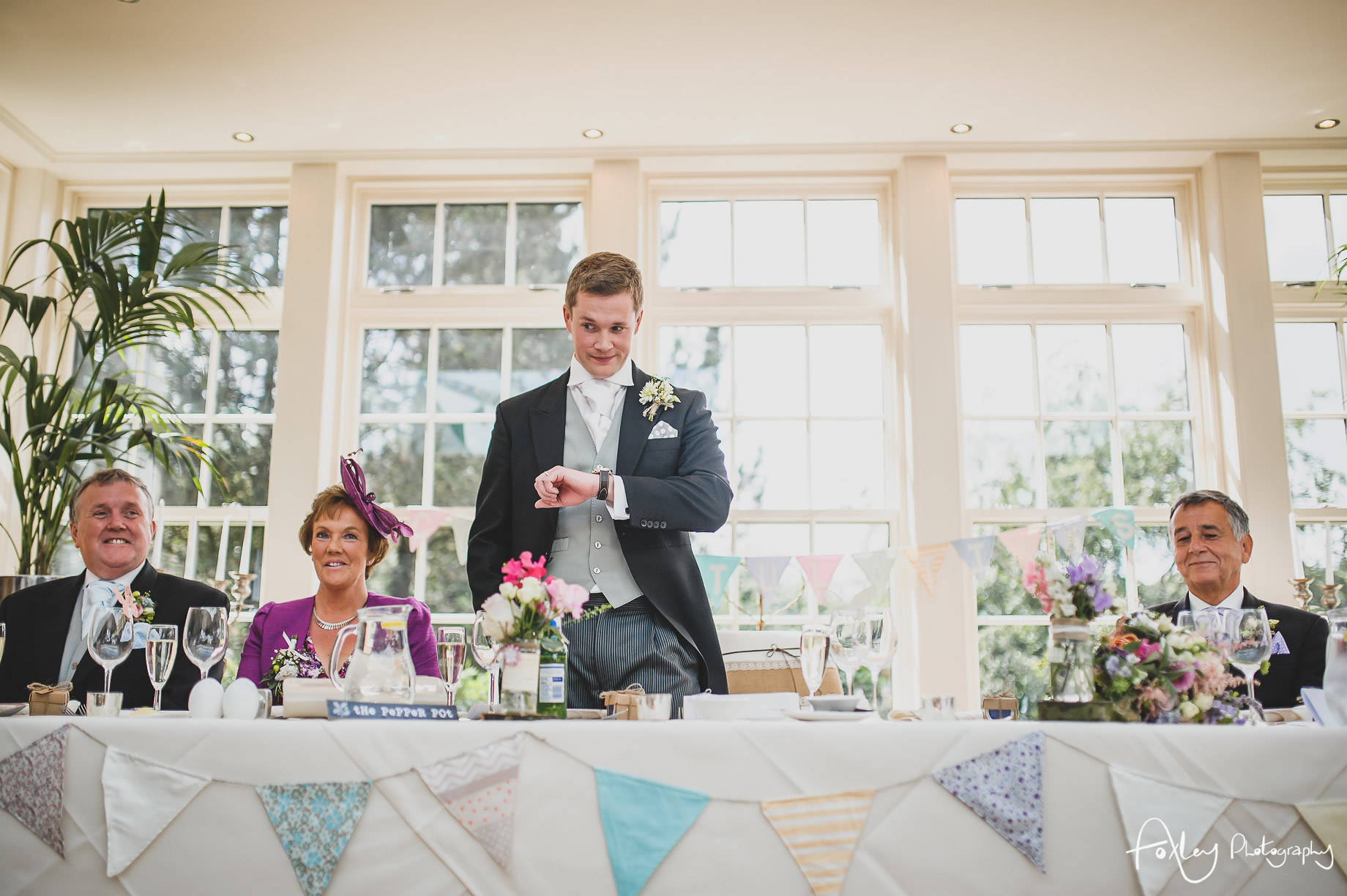 Claire and James' Wedding at Mitton Hall 121
