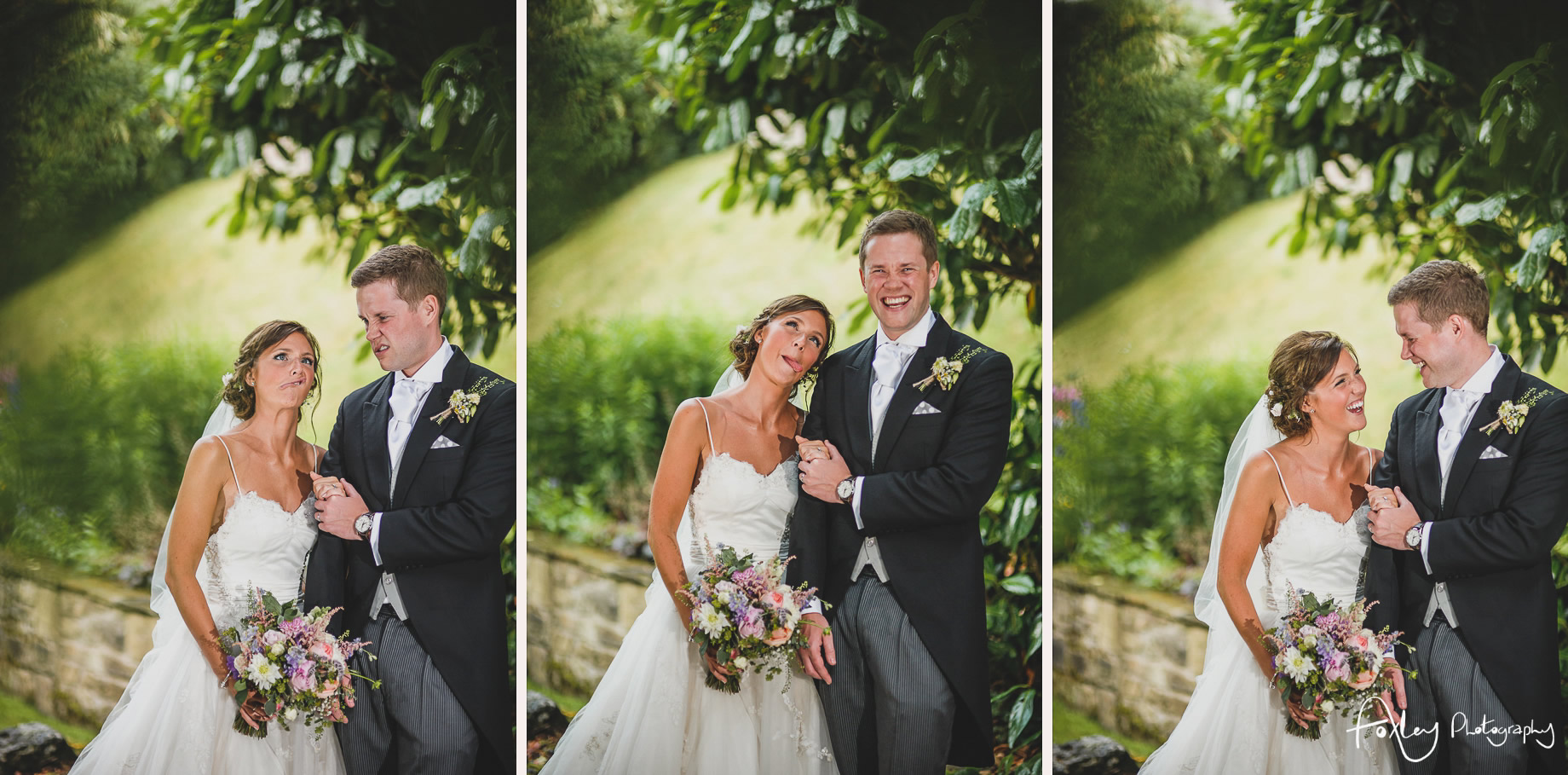 Claire and James' Wedding at Mitton Hall 136