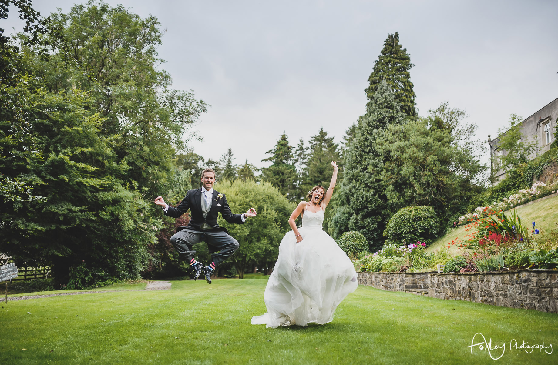 Claire and James' Wedding at Mitton Hall 137