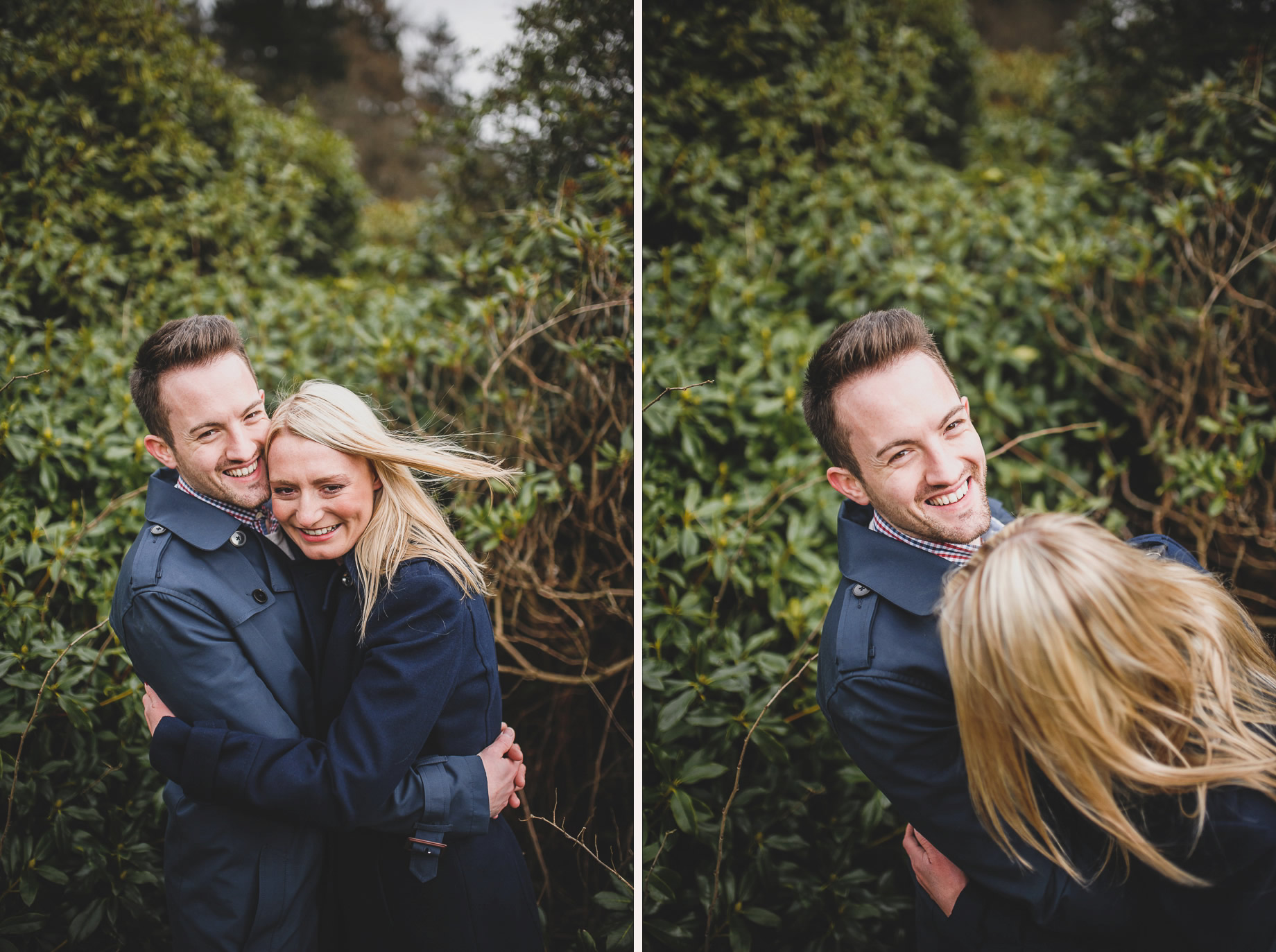 Rachel and Christian Pre-Wedding Shoot at Errwood Hall Ruins 023