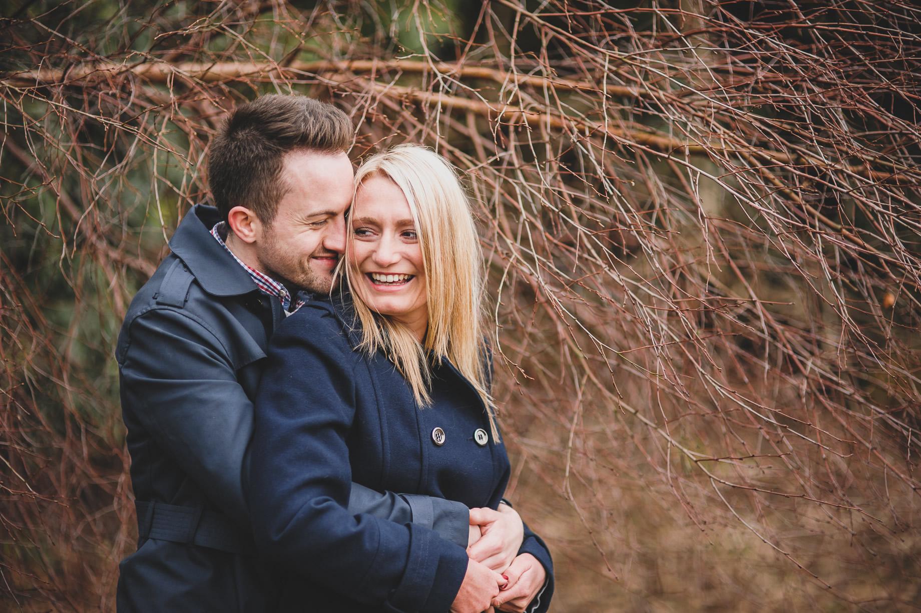 Rachel and Christian Pre-Wedding Shoot at Errwood Hall Ruins 028
