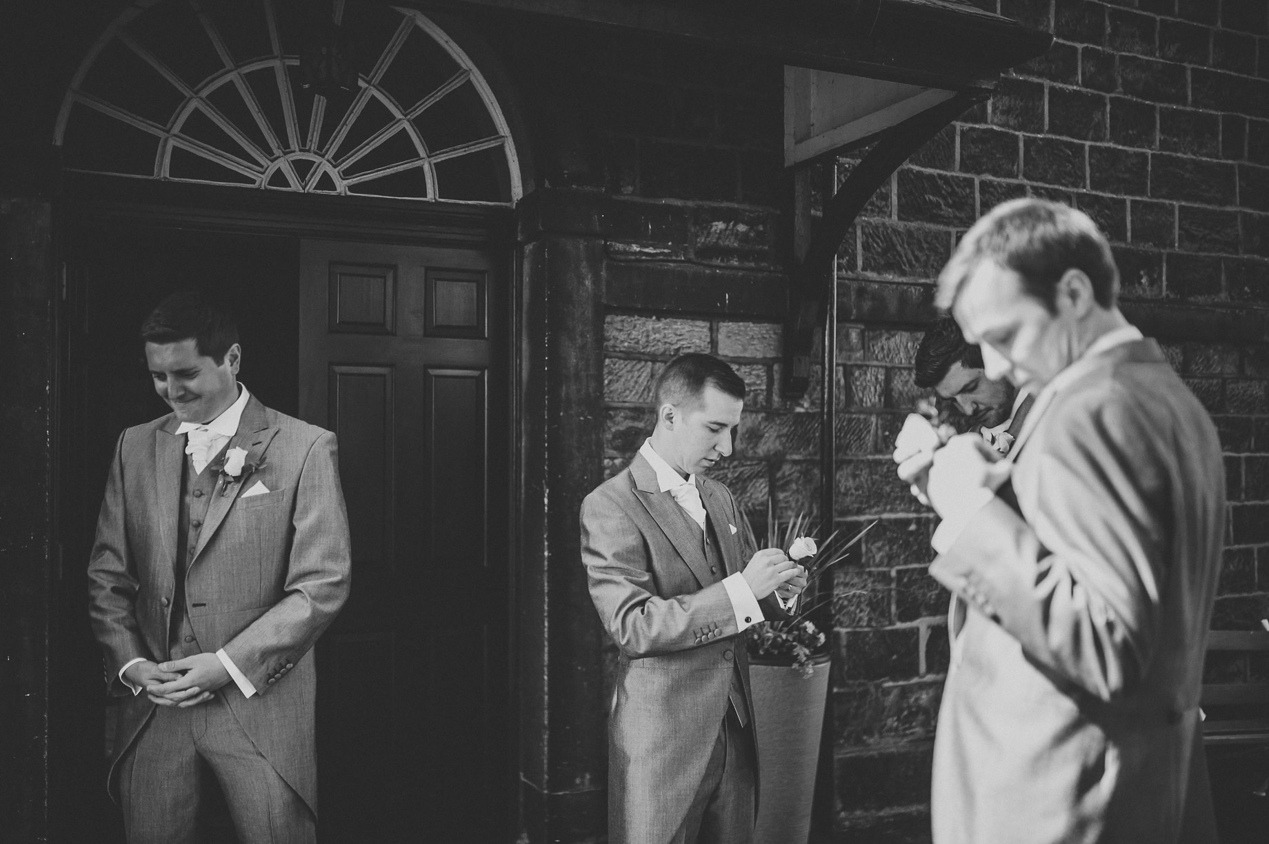 Charlotte and Will's Wedding at Mitton Hall - A Preview 008
