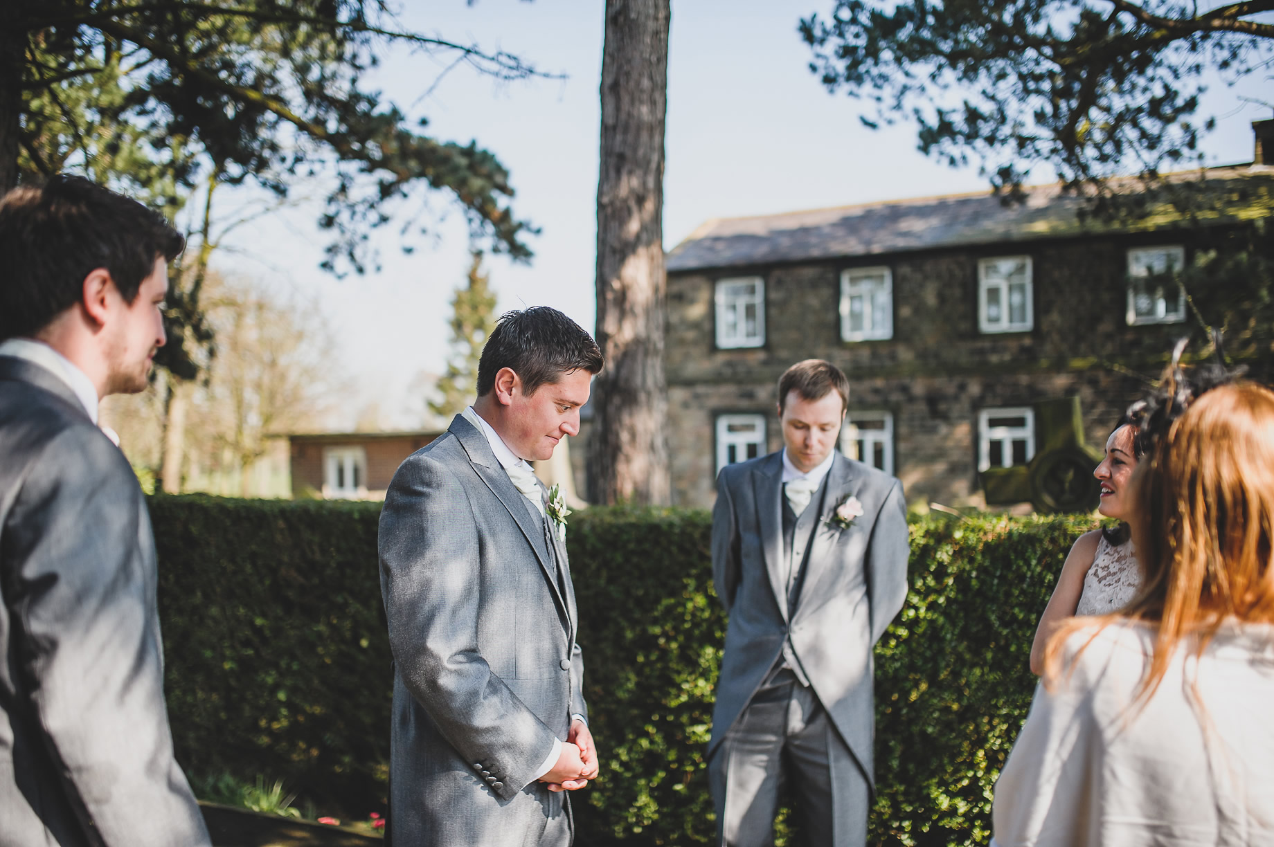 Charlotte and Will's Wedding at Mitton Hall - A Preview 010