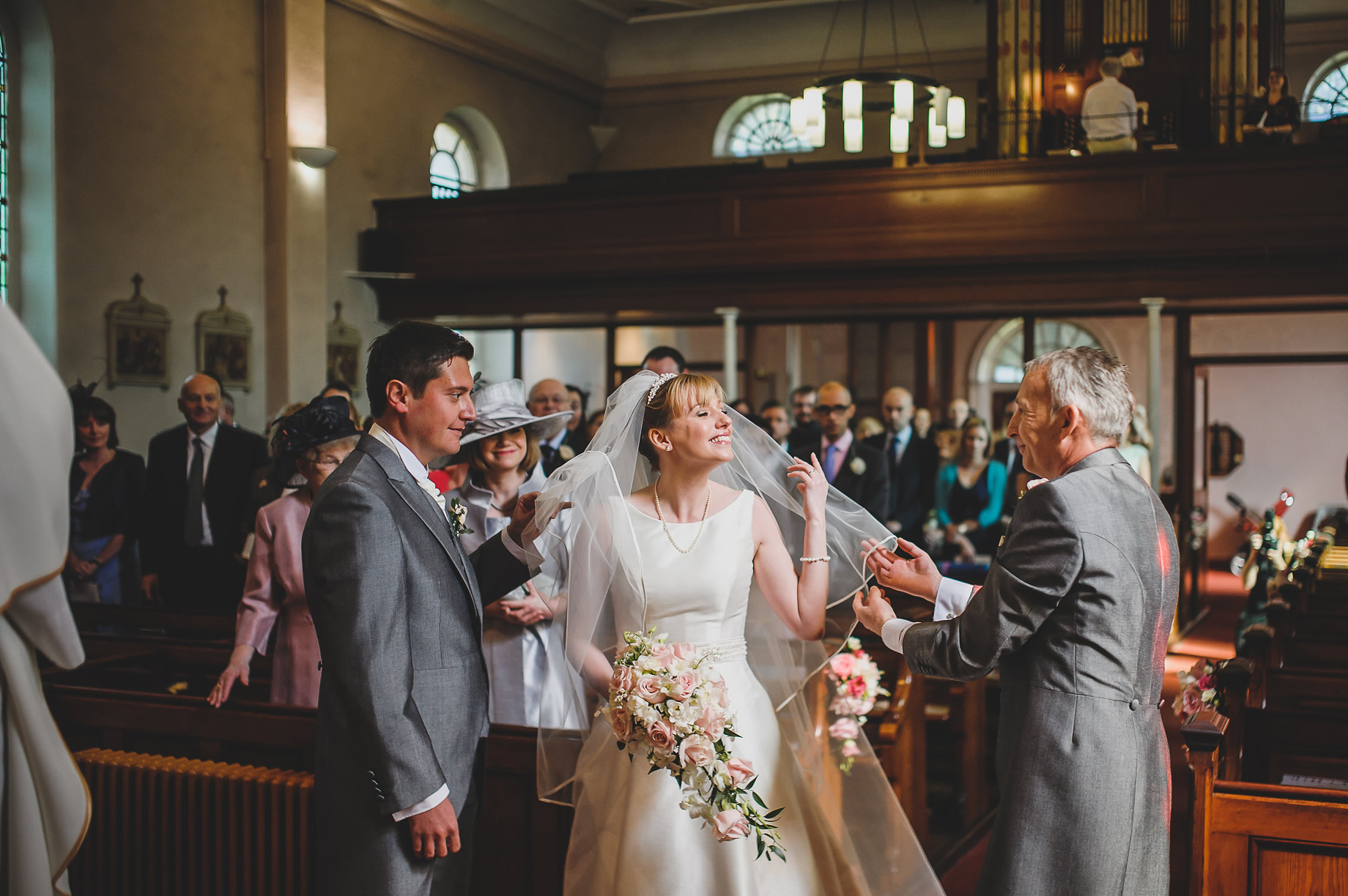 Charlotte and Will's Wedding at Mitton Hall - A Preview 019