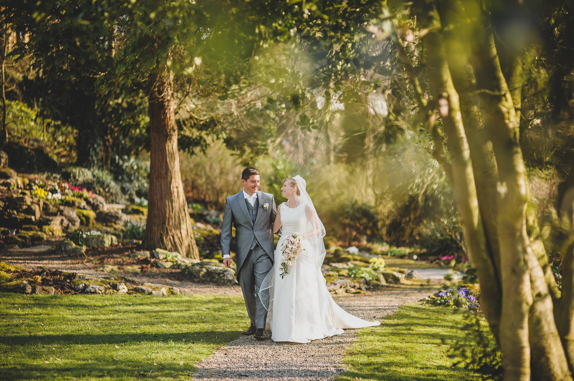 Charlotte and Will's Wedding at Mitton Hall - A Preview 031