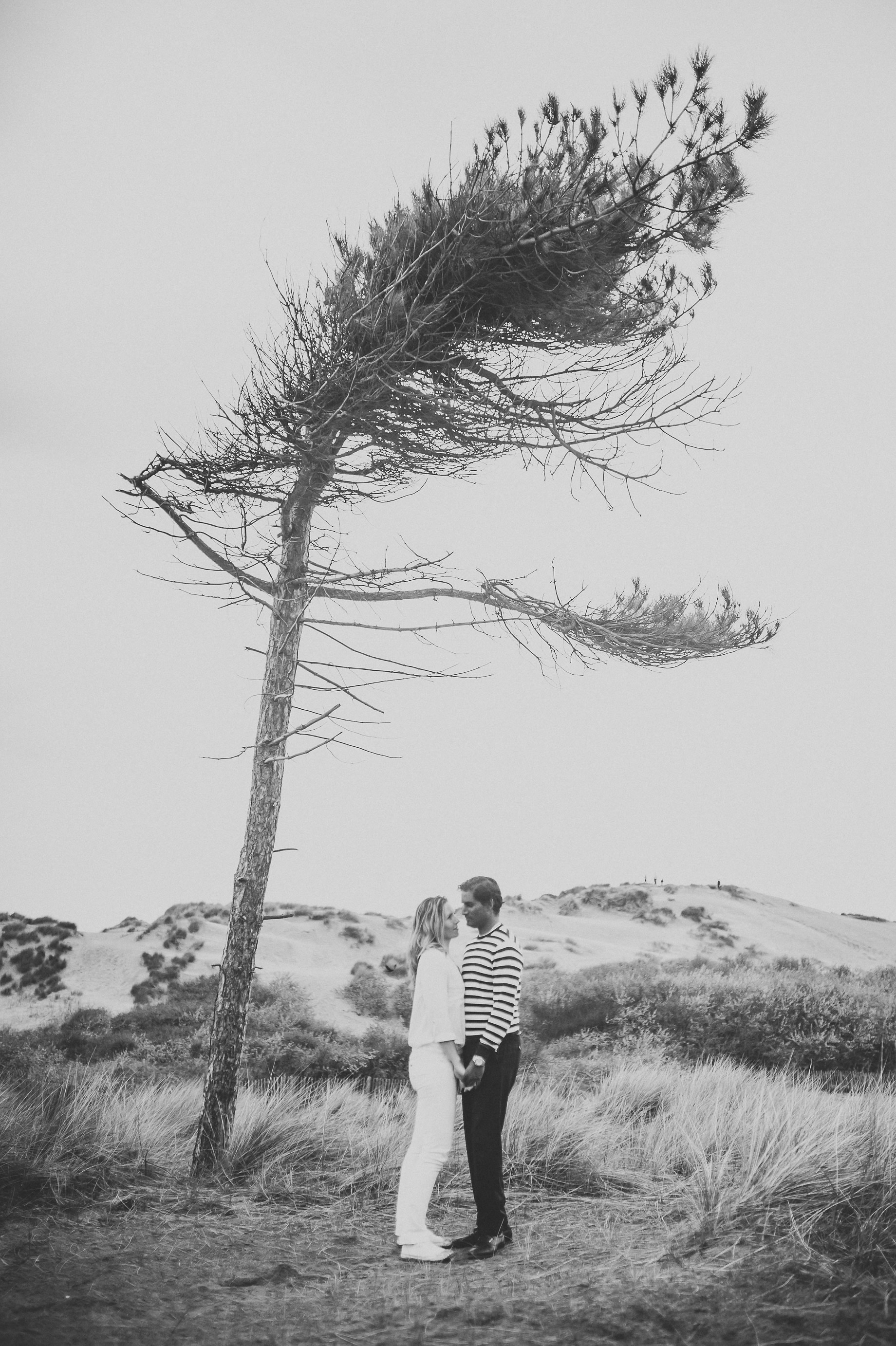 Jen and Priyan's Pre-Wedding Shoot at Formby Point 011