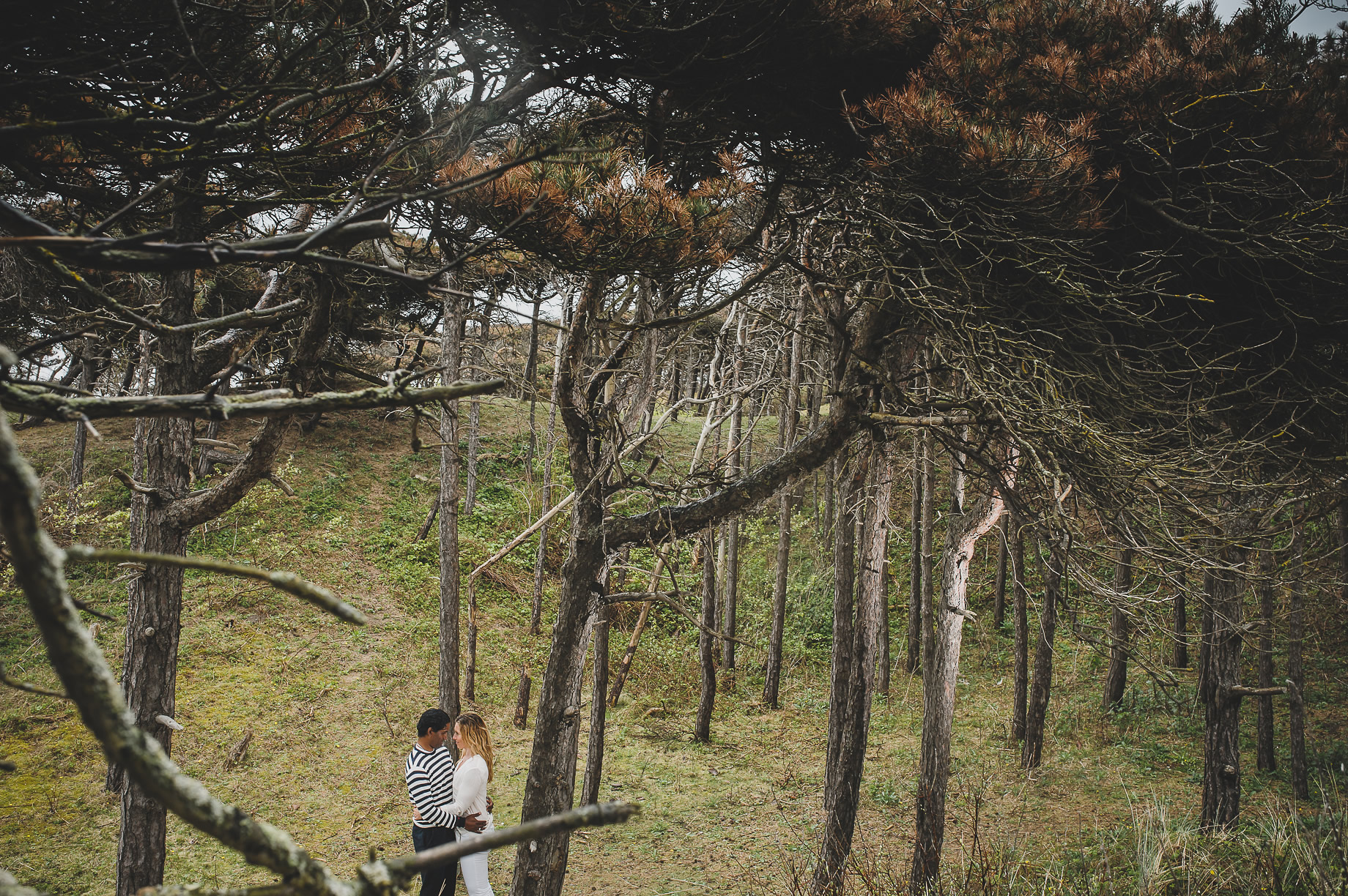 Jen and Priyan's Pre-Wedding Shoot at Formby Point 021
