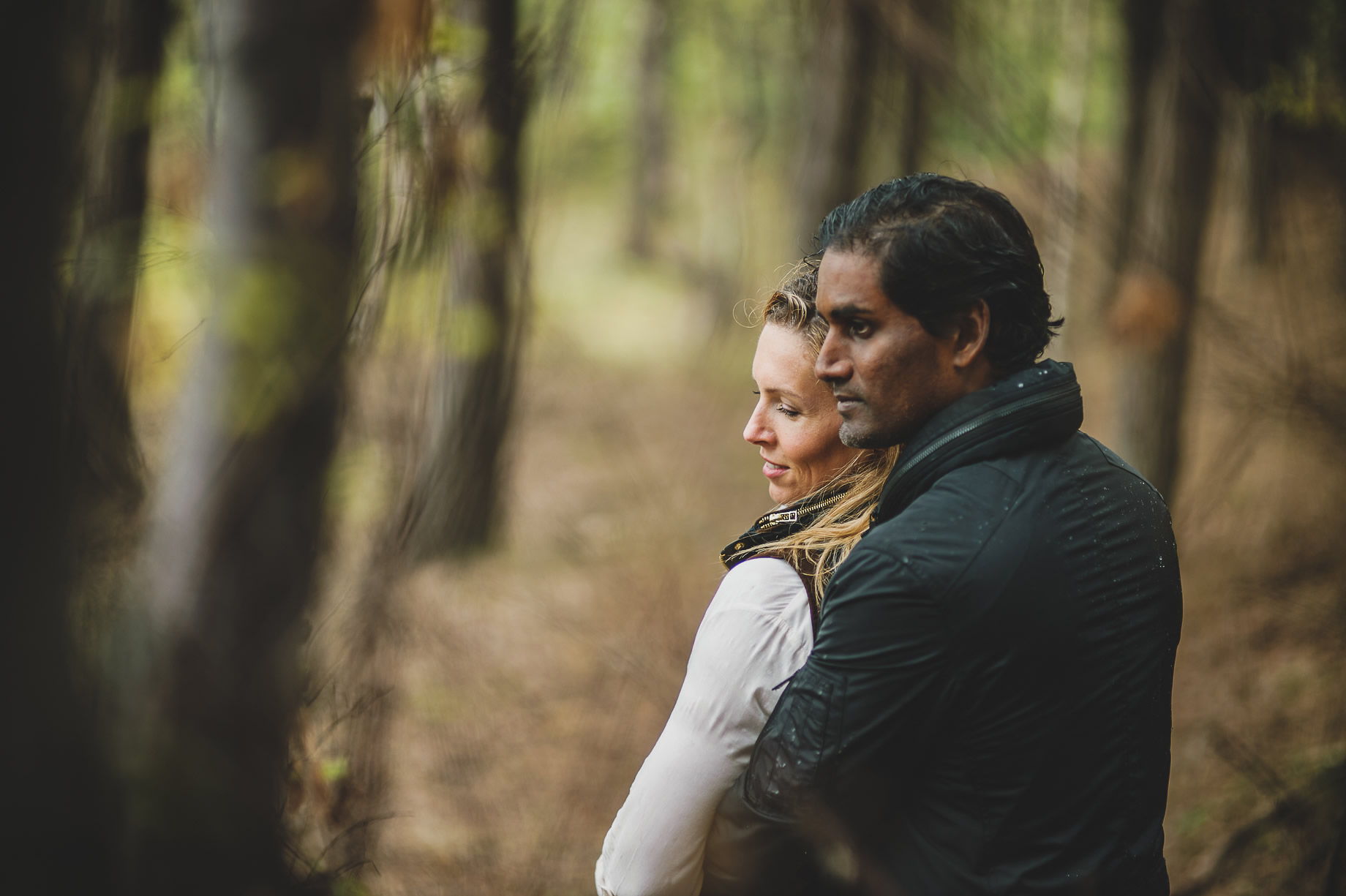 Jen and Priyan's Pre-Wedding Shoot at Formby Point 022