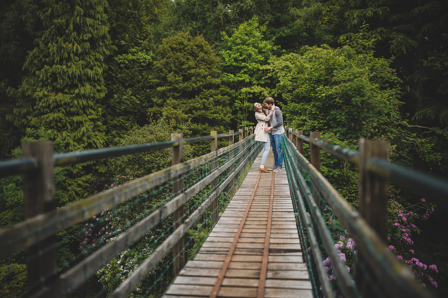 Becky and Emmett's Pre-Wedding Shoot in Scorton 002