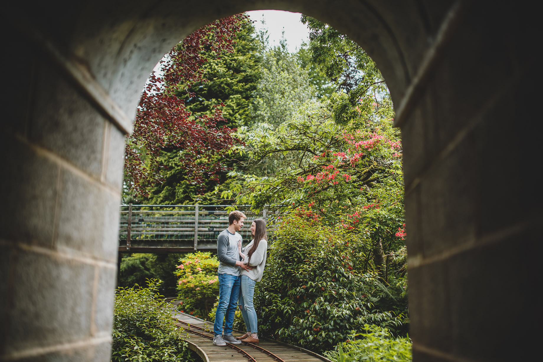 Becky and Emmett's Pre-Wedding Shoot in Scorton 011