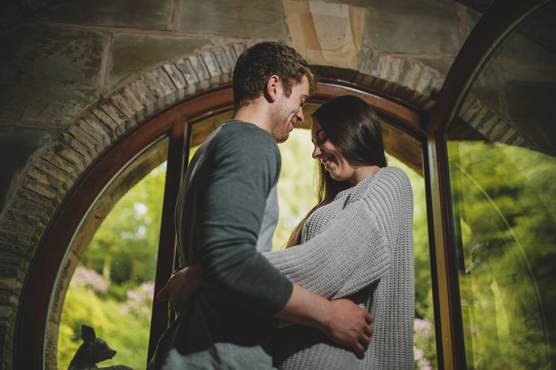 Becky and Emmett's Pre-Wedding Shoot in Scorton 020