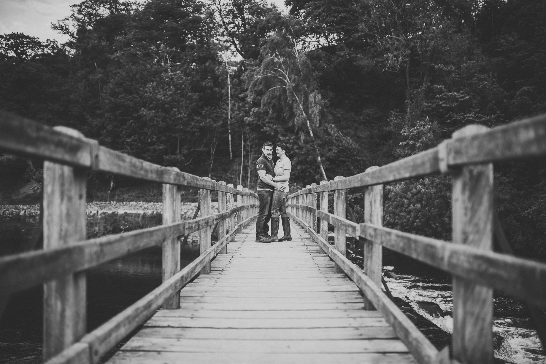 Kate and Chris Pre-Wedding Shoot at Bolton Abbey 008