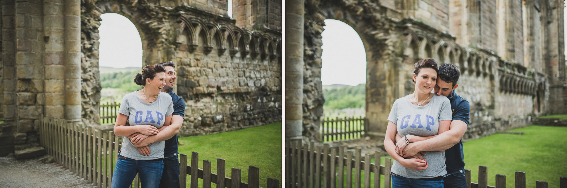 Kate and Chris Pre-Wedding Shoot at Bolton Abbey 013