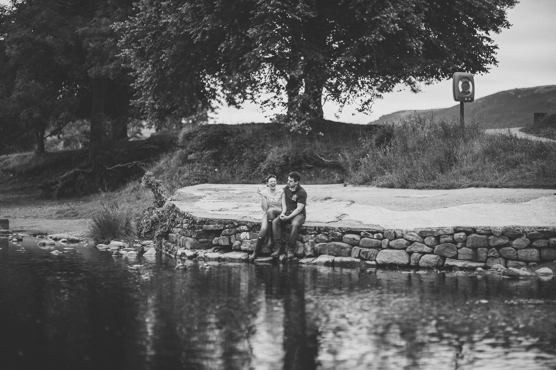 Kate and Chris Pre-Wedding Shoot at Bolton Abbey 027