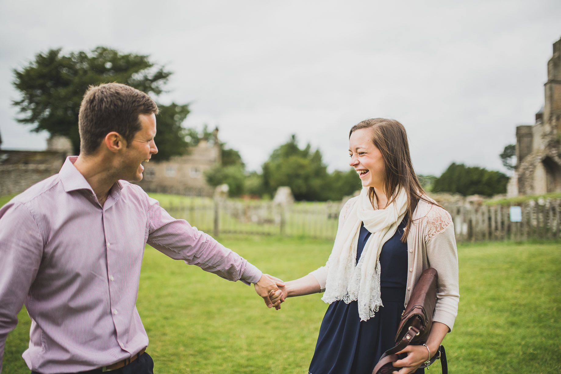 Rob's Proposal to Amy at Bolton Abbey 016