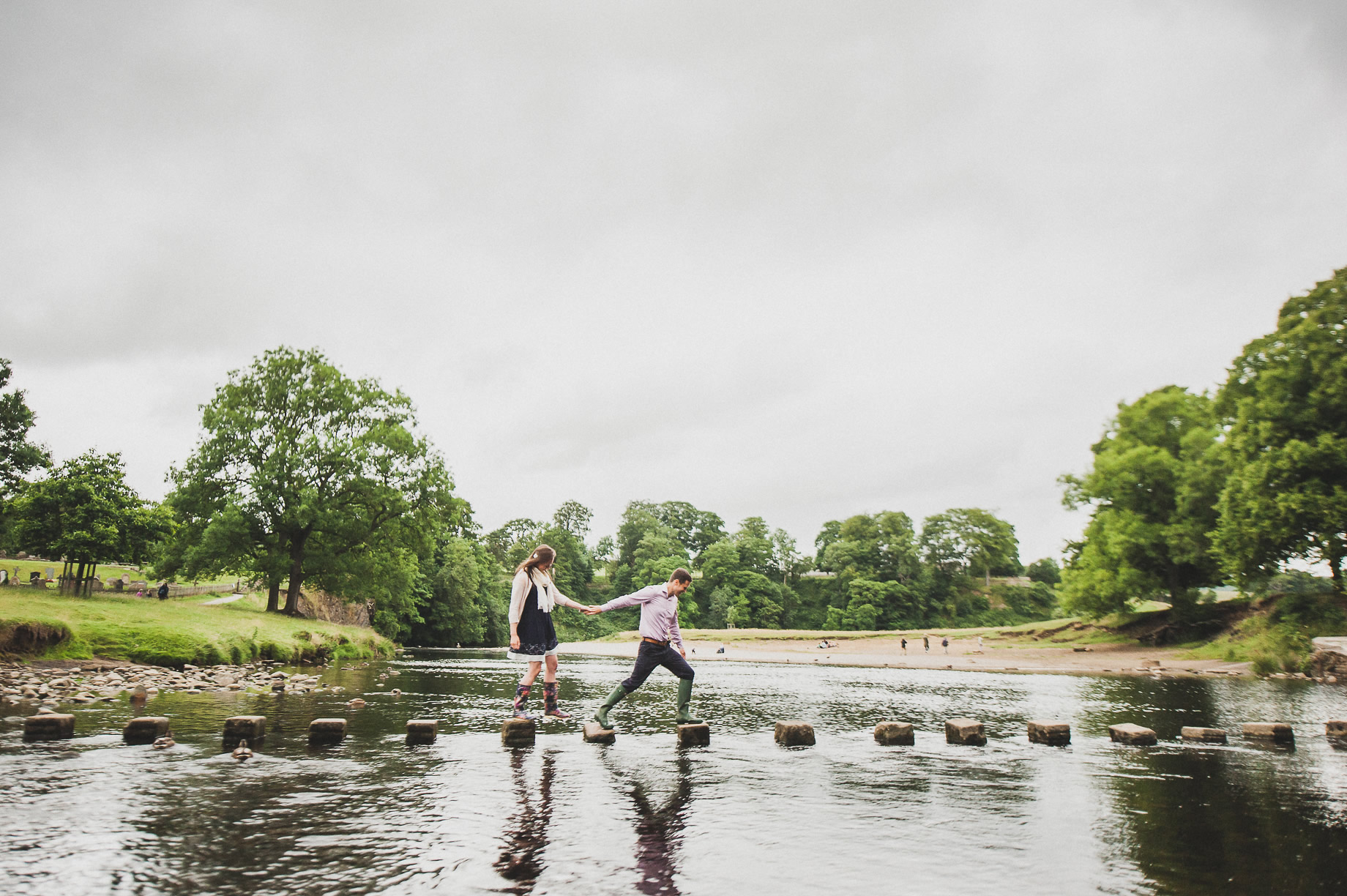 Rob's Proposal to Amy at Bolton Abbey 018