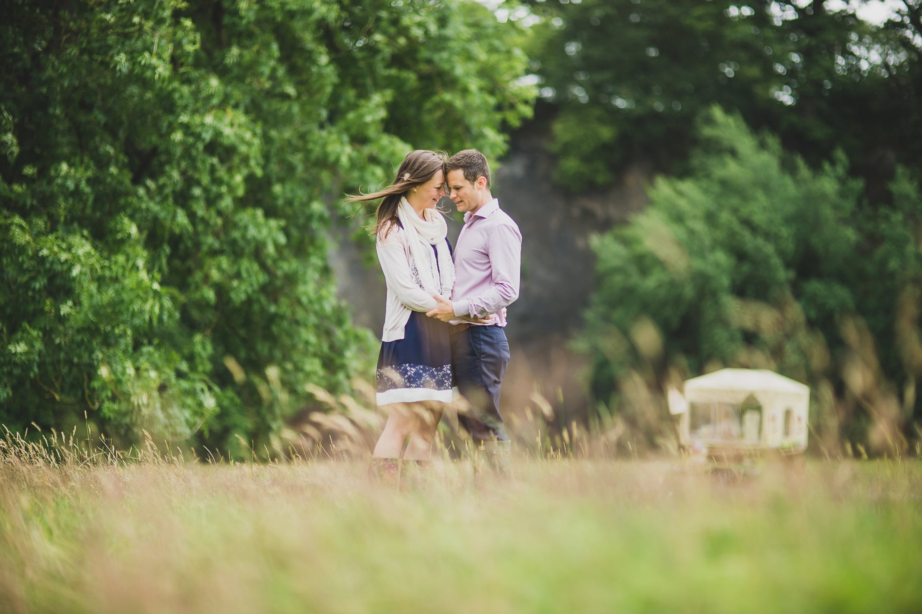 Rob's Proposal to Amy at Bolton Abbey 022