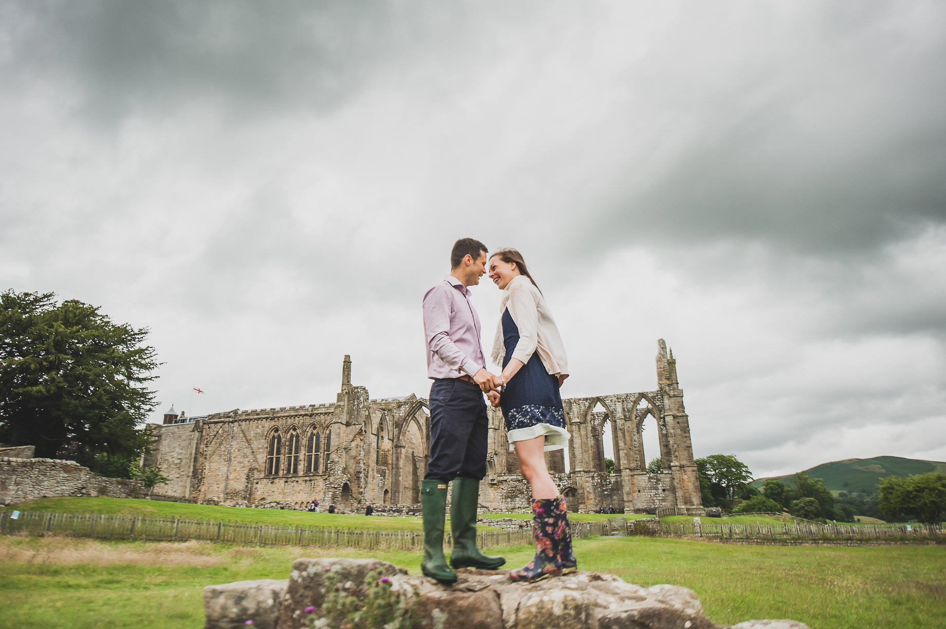 Rob's Proposal to Amy at Bolton Abbey 028