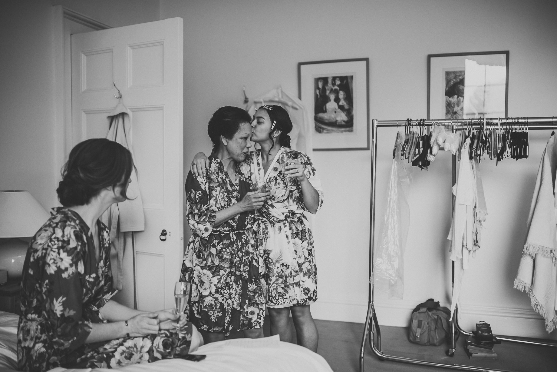 Julia and Simon's Wedding at Yealand Manor 002