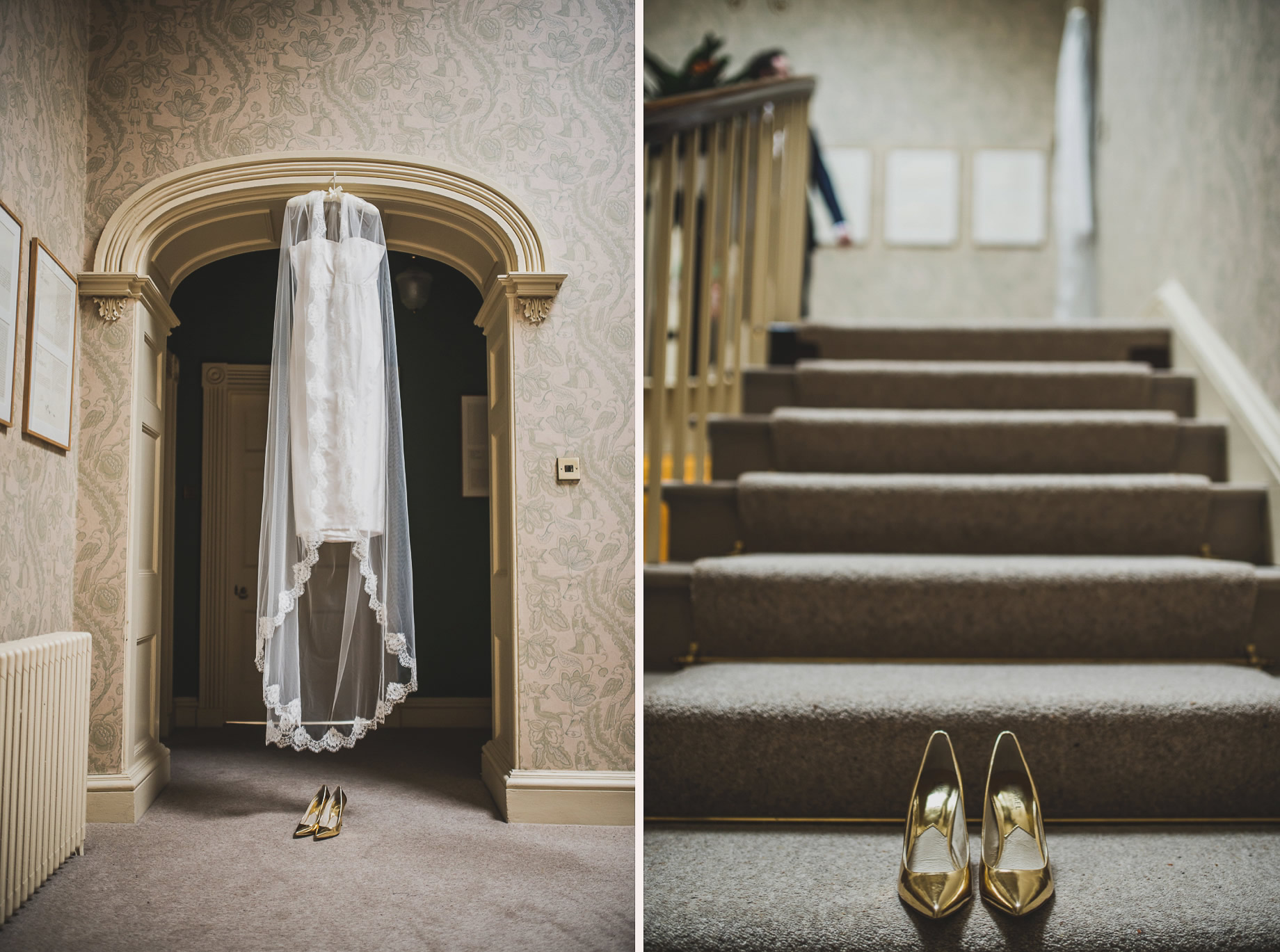 Julia and Simon's Wedding at Yealand Manor 004