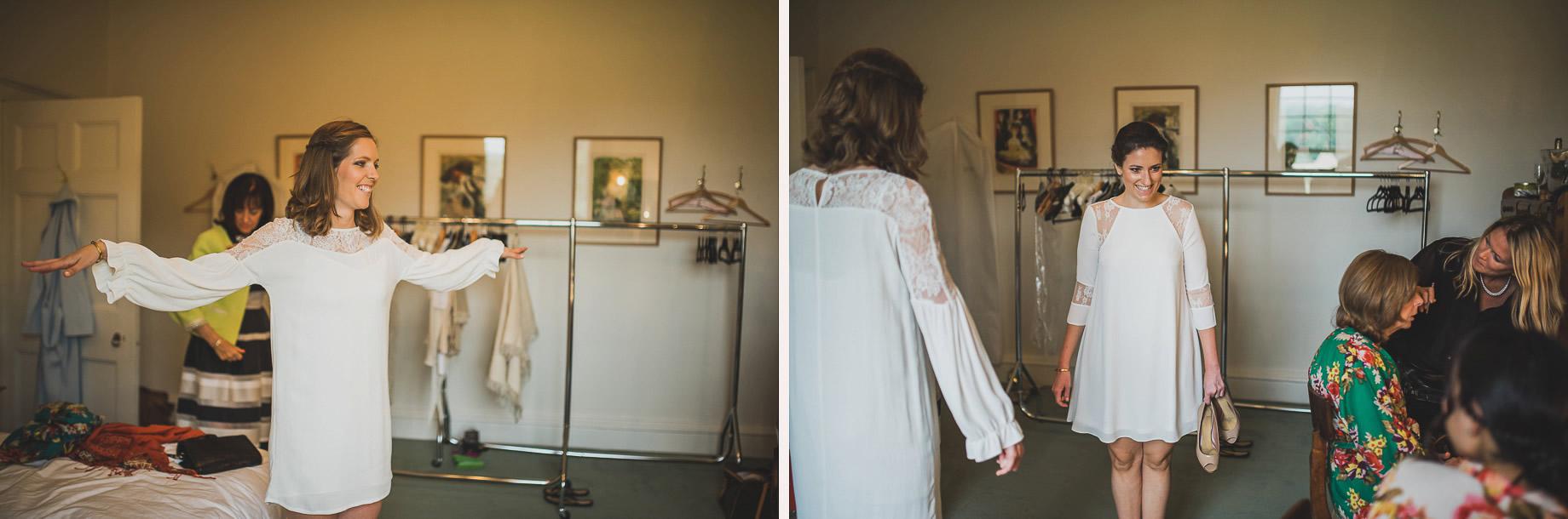 Julia and Simon's Wedding at Yealand Manor 019