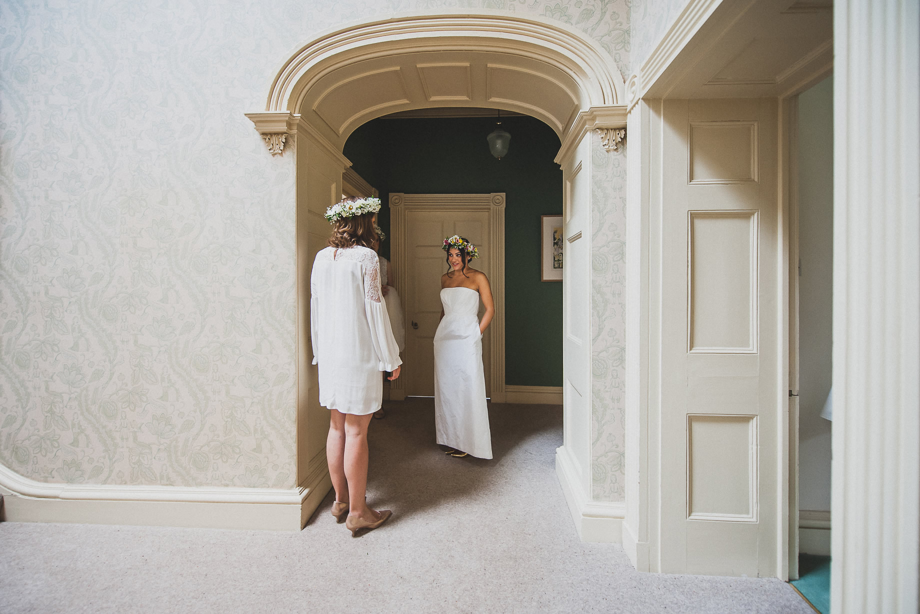 Julia and Simon's Wedding at Yealand Manor 038