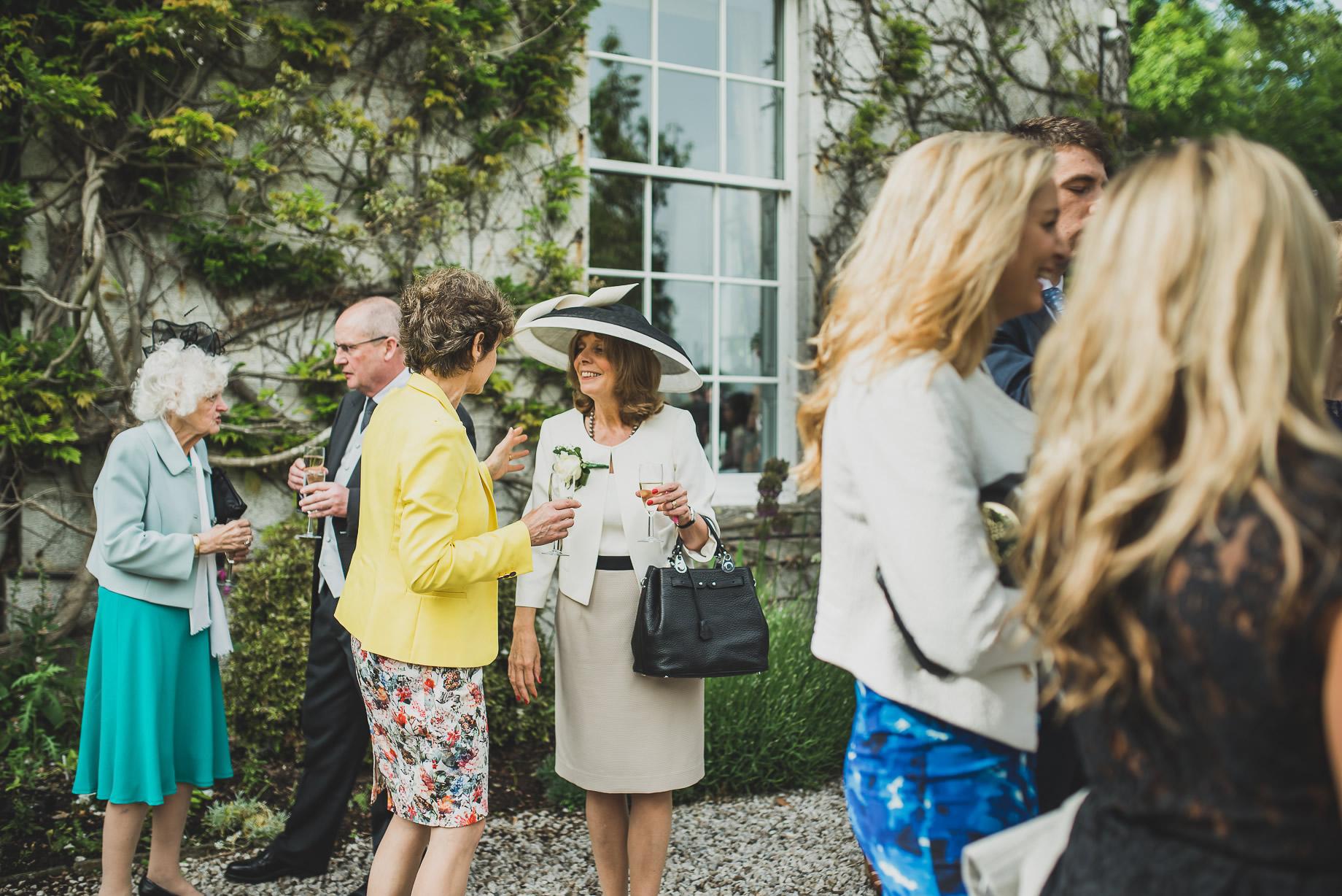 Julia and Simon's Wedding at Yealand Manor 089