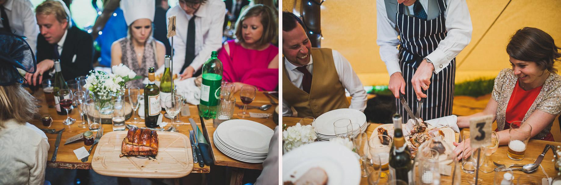 Julia and Simon's Wedding at Yealand Manor 138