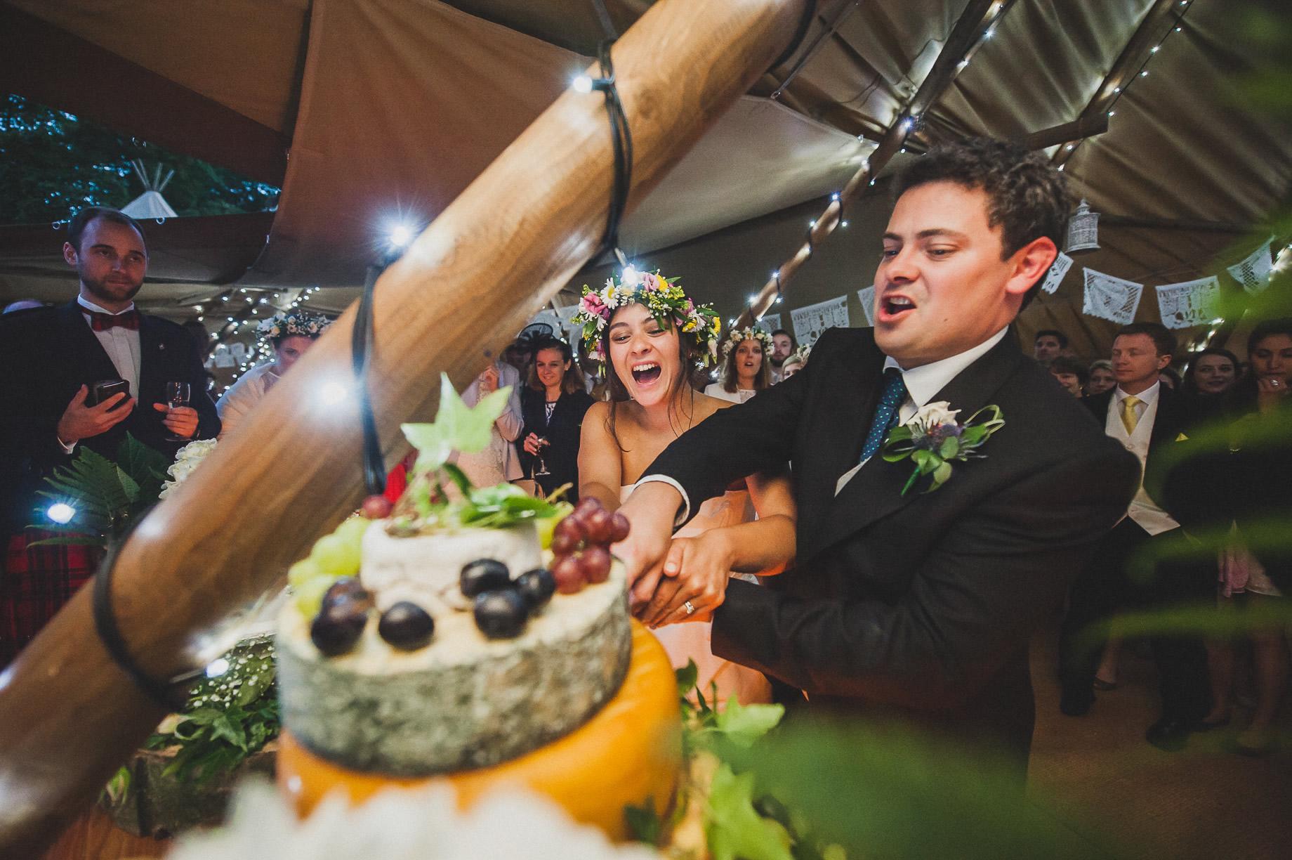 Julia and Simon's Wedding at Yealand Manor 163