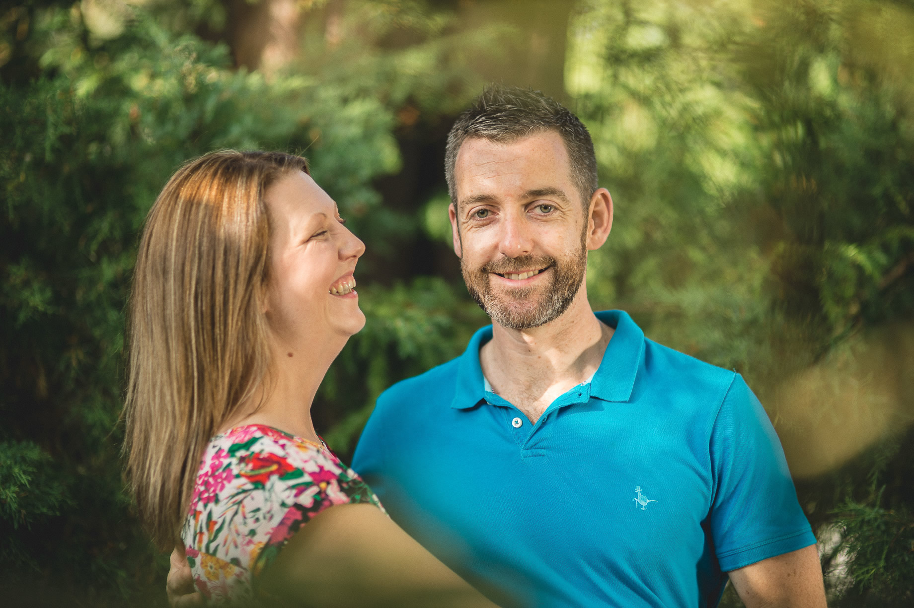 Keri and Paul's Pre-Wedding Shoot at Walton Gardens 003