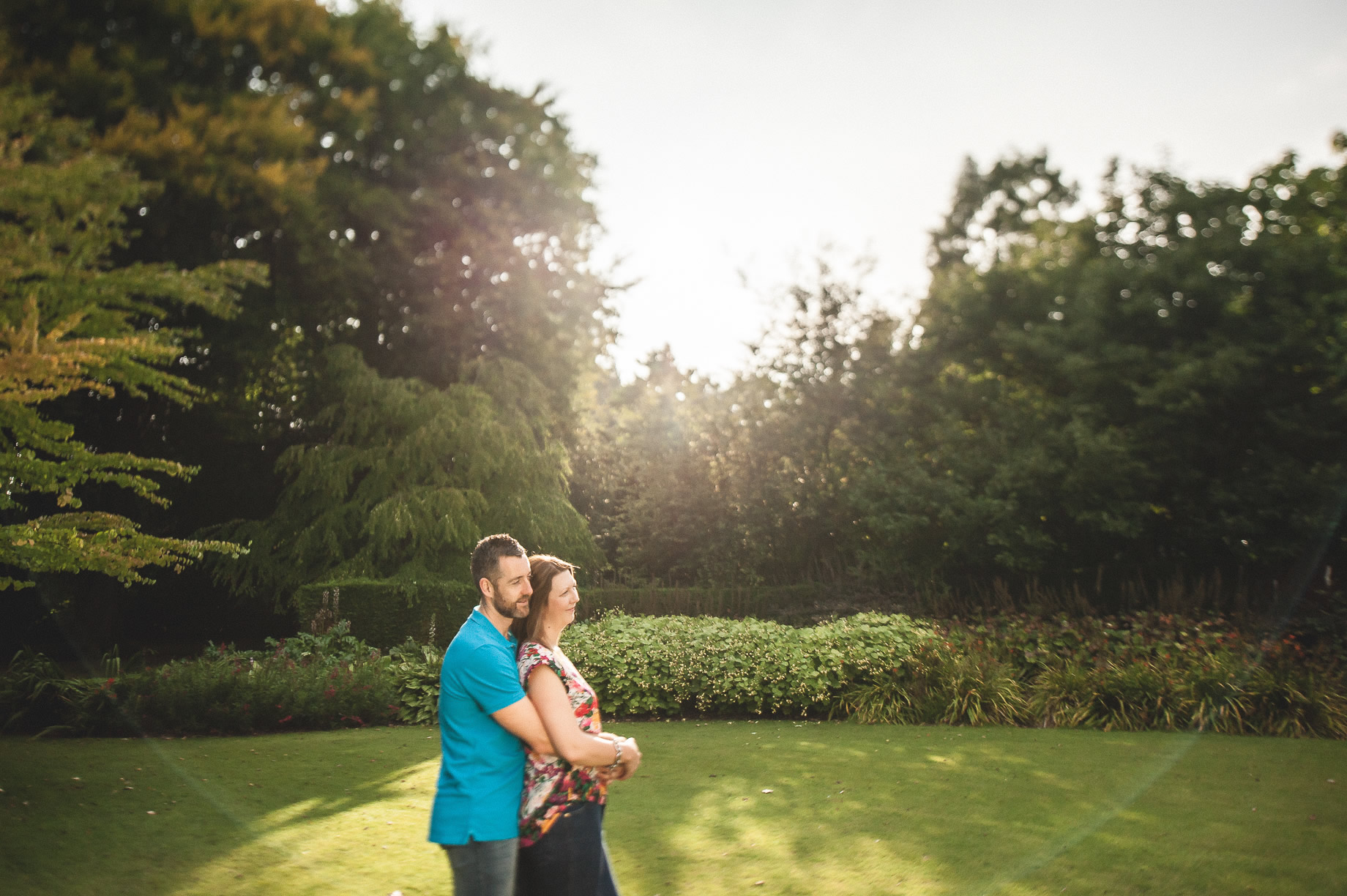 Keri and Paul's Pre-Wedding Shoot at Walton Gardens 009