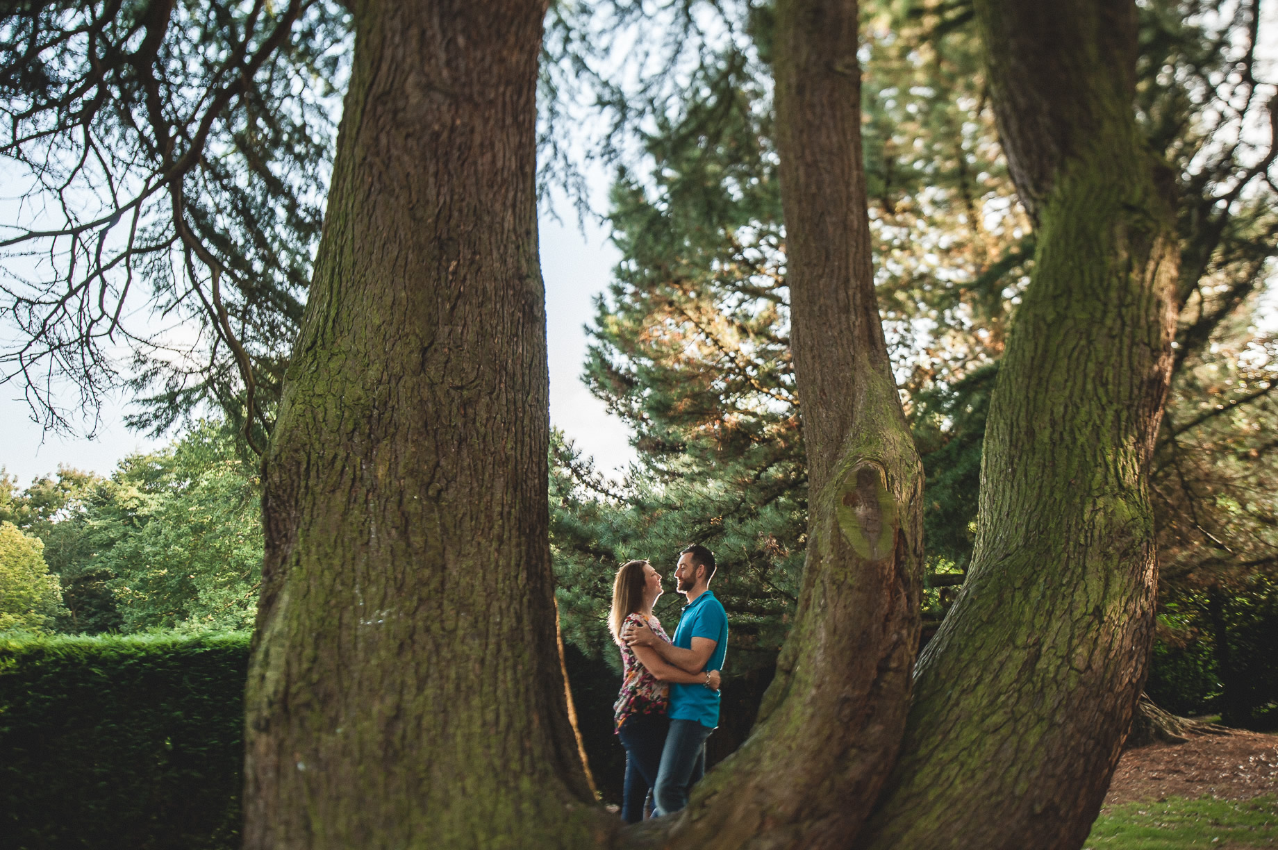 Keri and Paul's Pre-Wedding Shoot at Walton Gardens 015