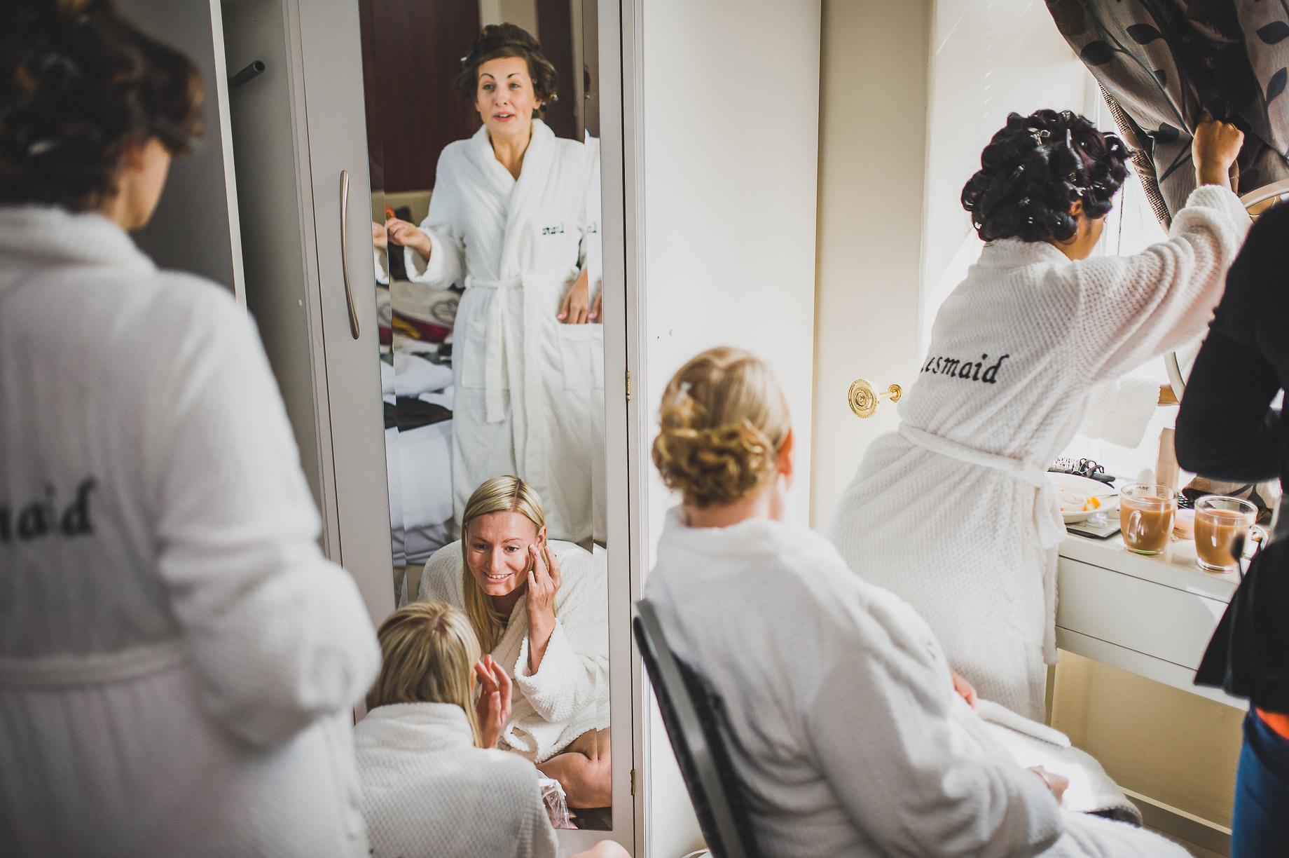 Rachel and Christian's Wedding at Holland Hall Hotel 004