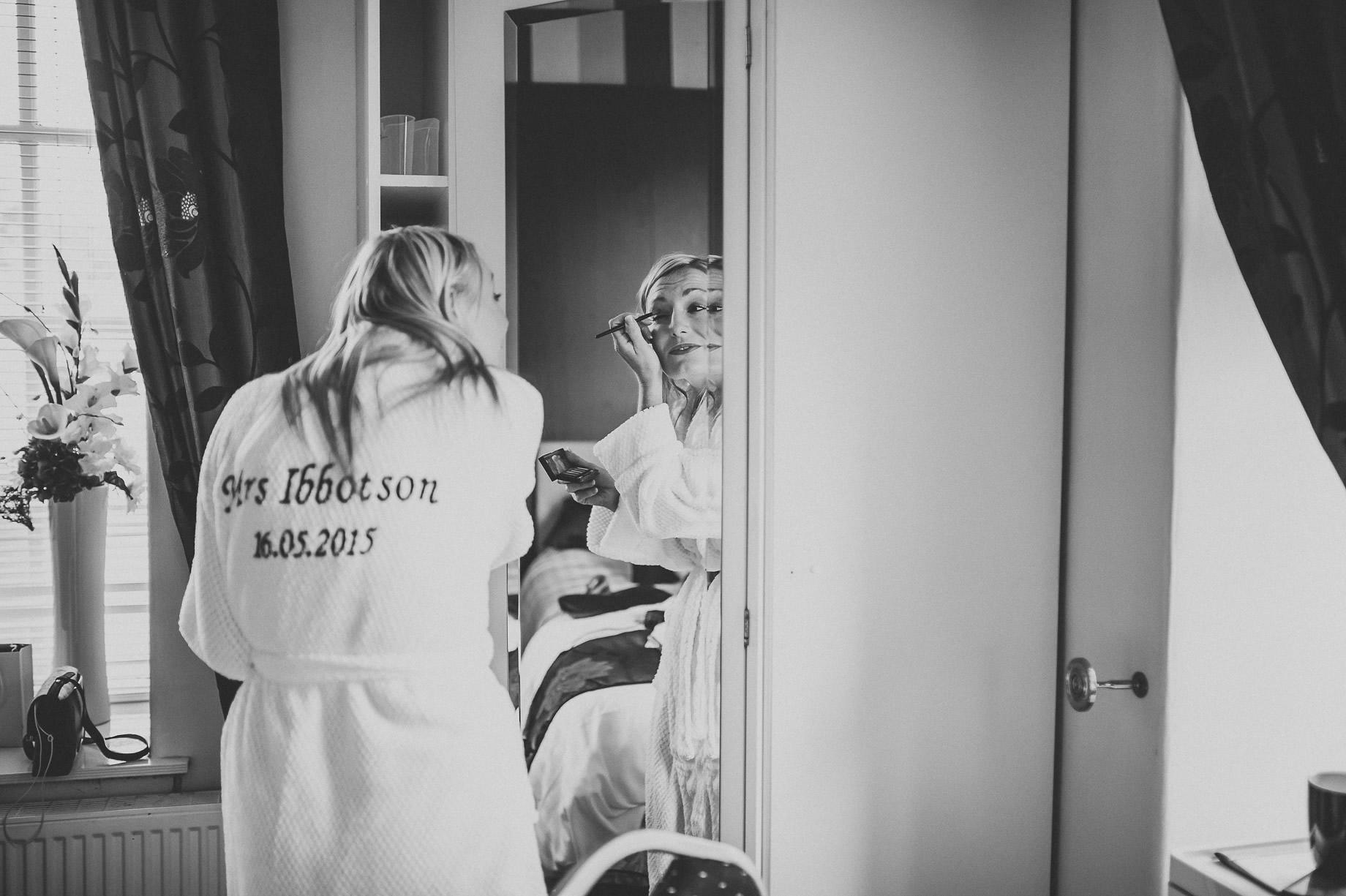 Rachel and Christian's Wedding at Holland Hall Hotel 021