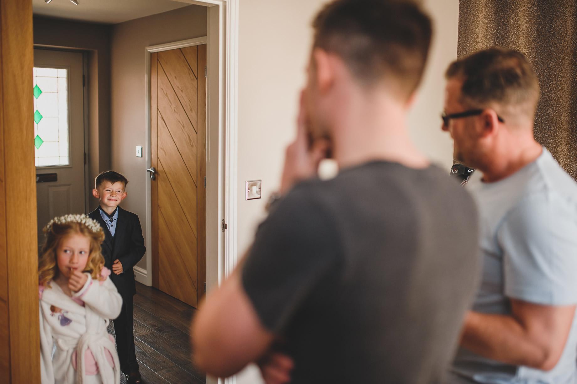 Rachel and Christian's Wedding at Holland Hall Hotel 037