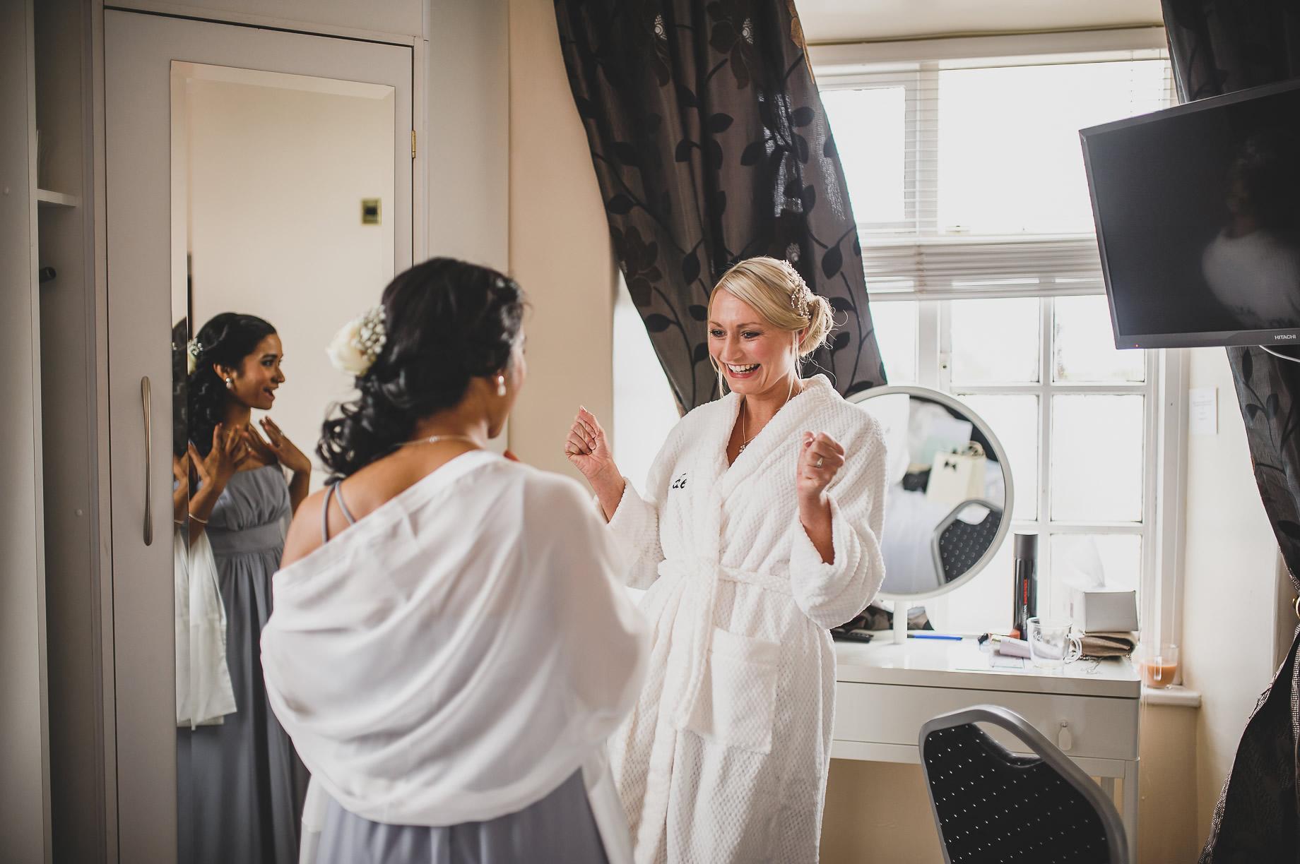 Rachel and Christian's Wedding at Holland Hall Hotel 069
