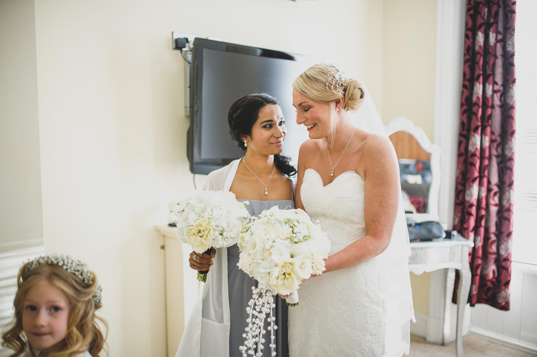 Rachel and Christian's Wedding at Holland Hall Hotel 081