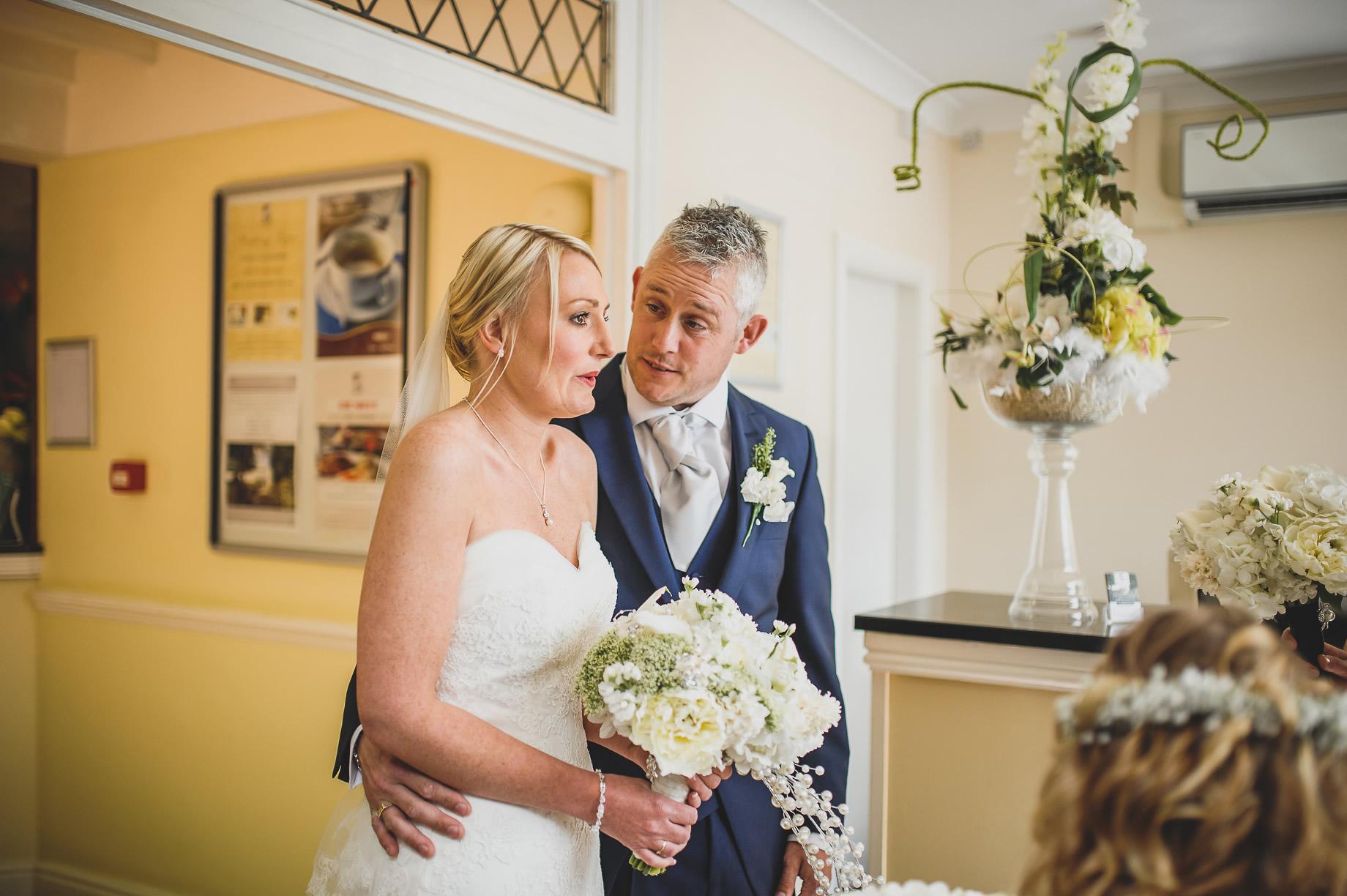 Rachel and Christian's Wedding at Holland Hall Hotel 083
