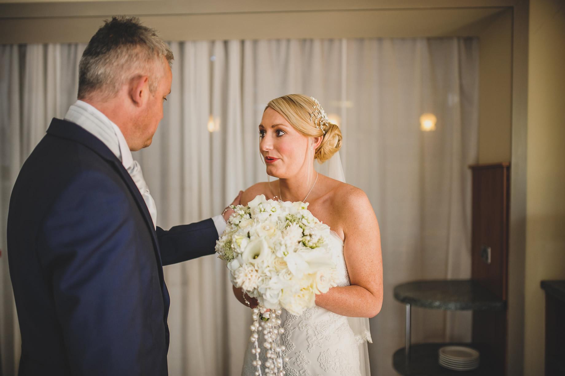 Rachel and Christian's Wedding at Holland Hall Hotel 085