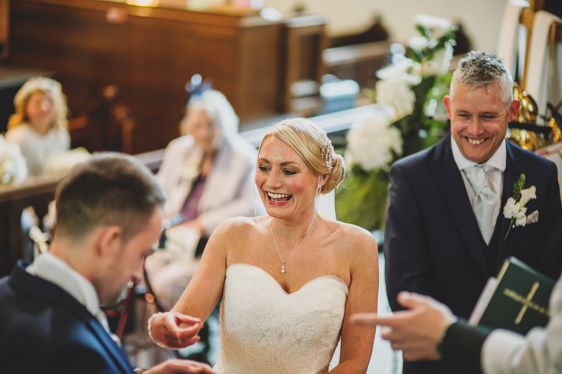 Rachel and Christian's Wedding at Holland Hall Hotel 093