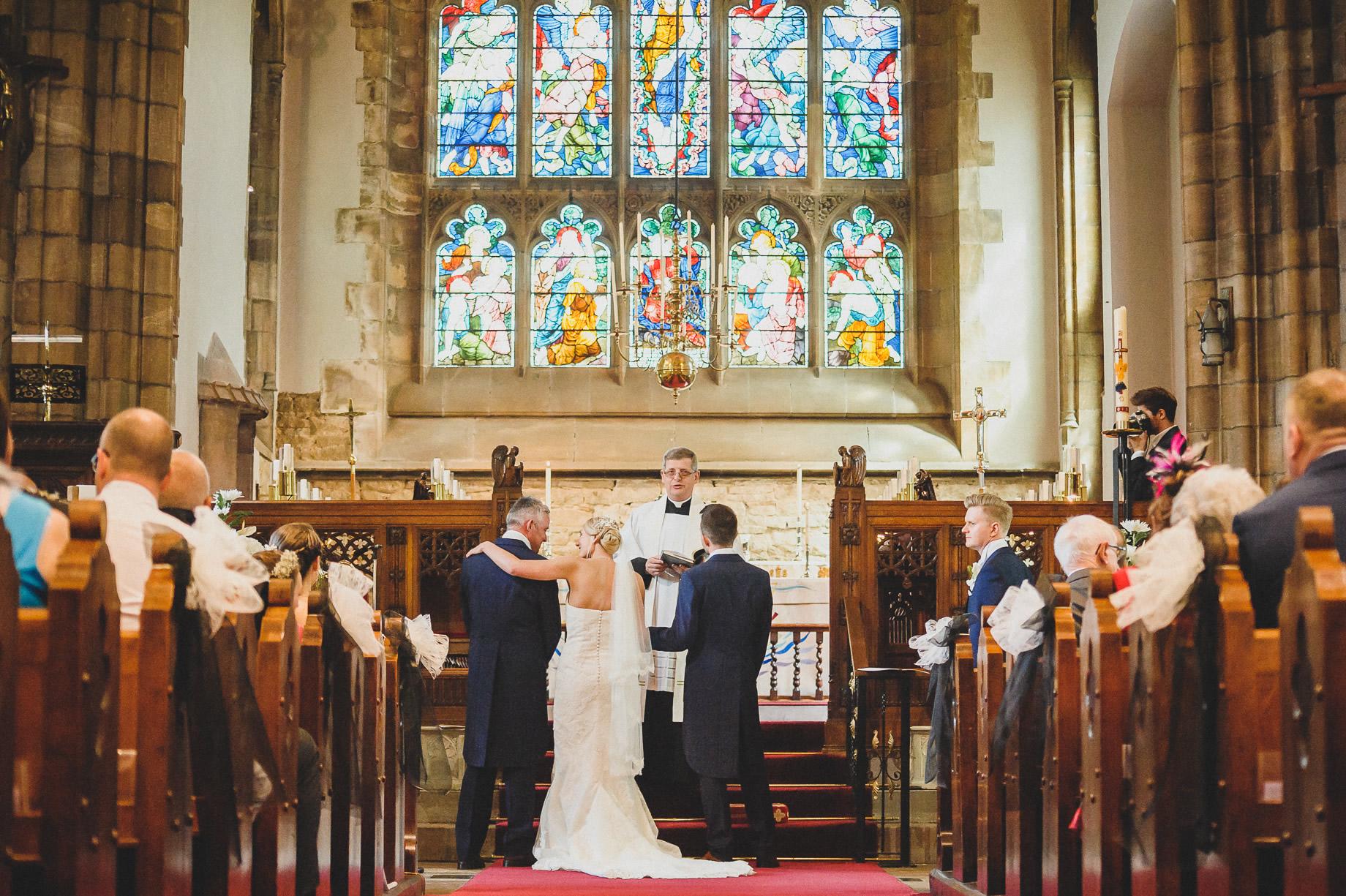 Rachel and Christian's Wedding at Holland Hall Hotel 095