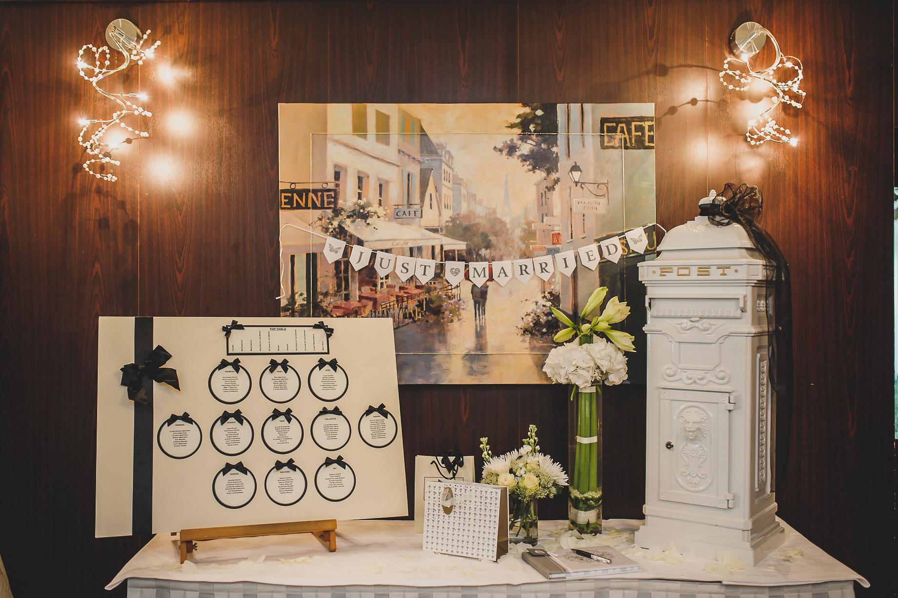 Rachel and Christian's Wedding at Holland Hall Hotel 125