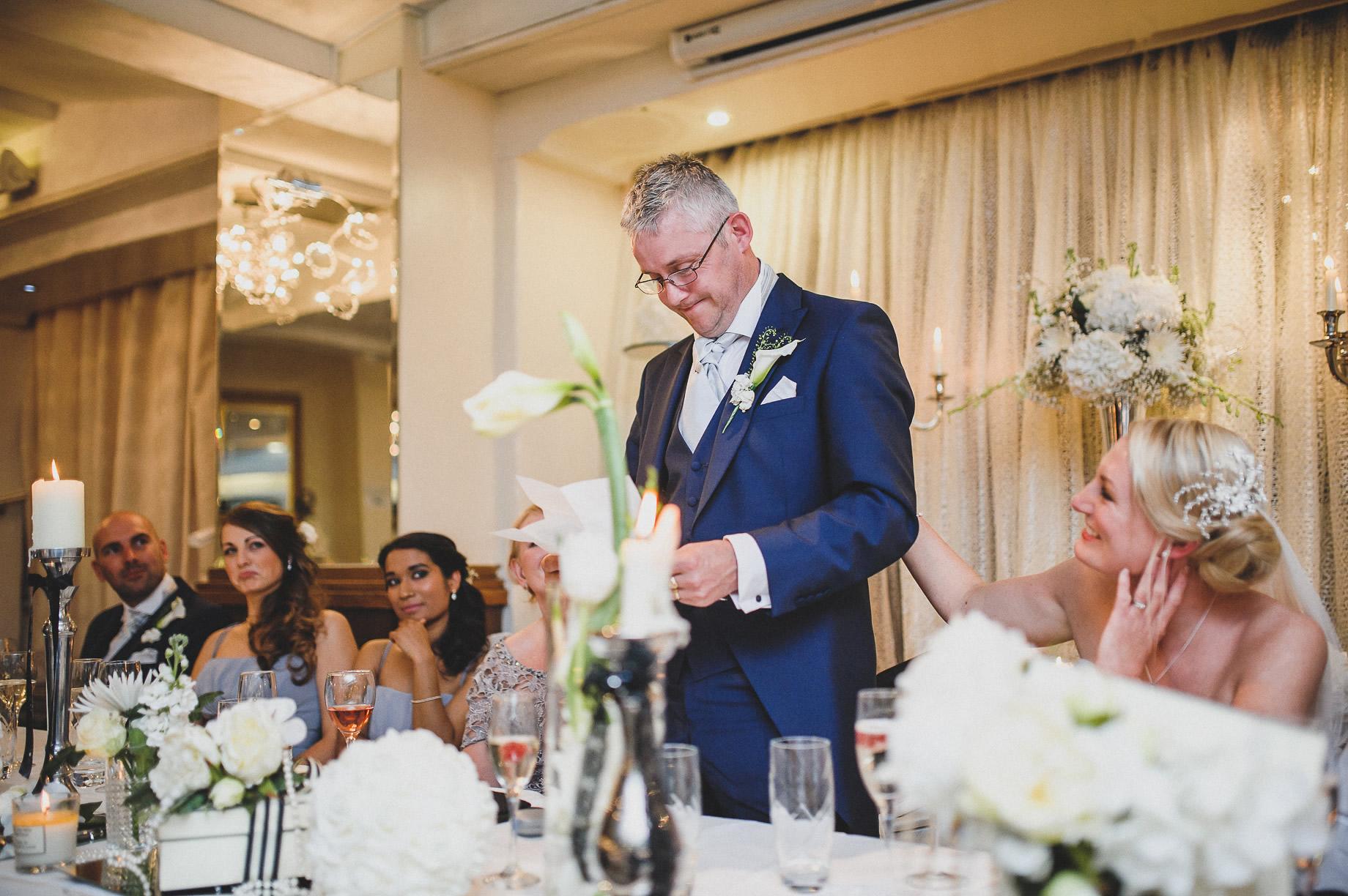Rachel and Christian's Wedding at Holland Hall Hotel 132
