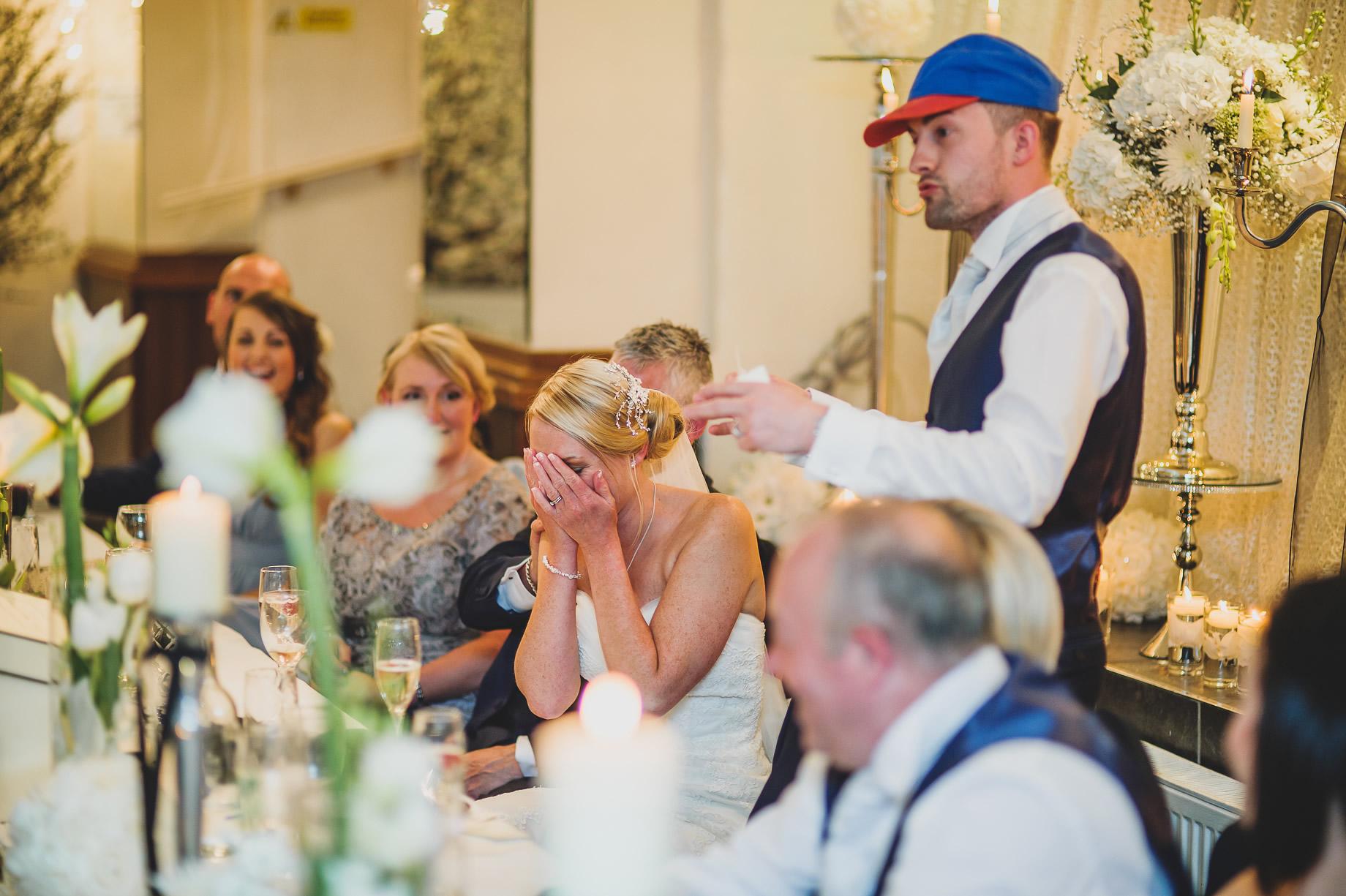 Rachel and Christian's Wedding at Holland Hall Hotel 138