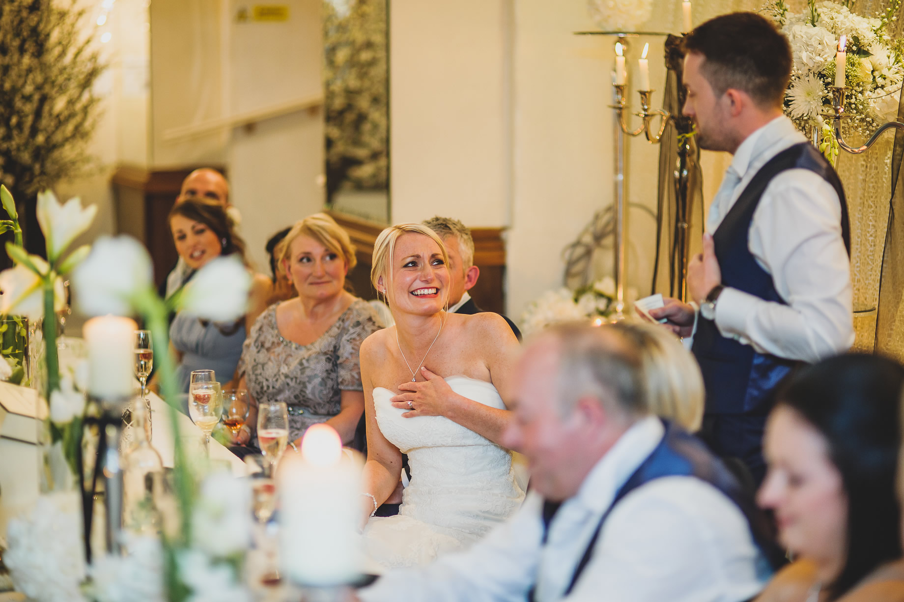 Rachel and Christian's Wedding at Holland Hall Hotel 139