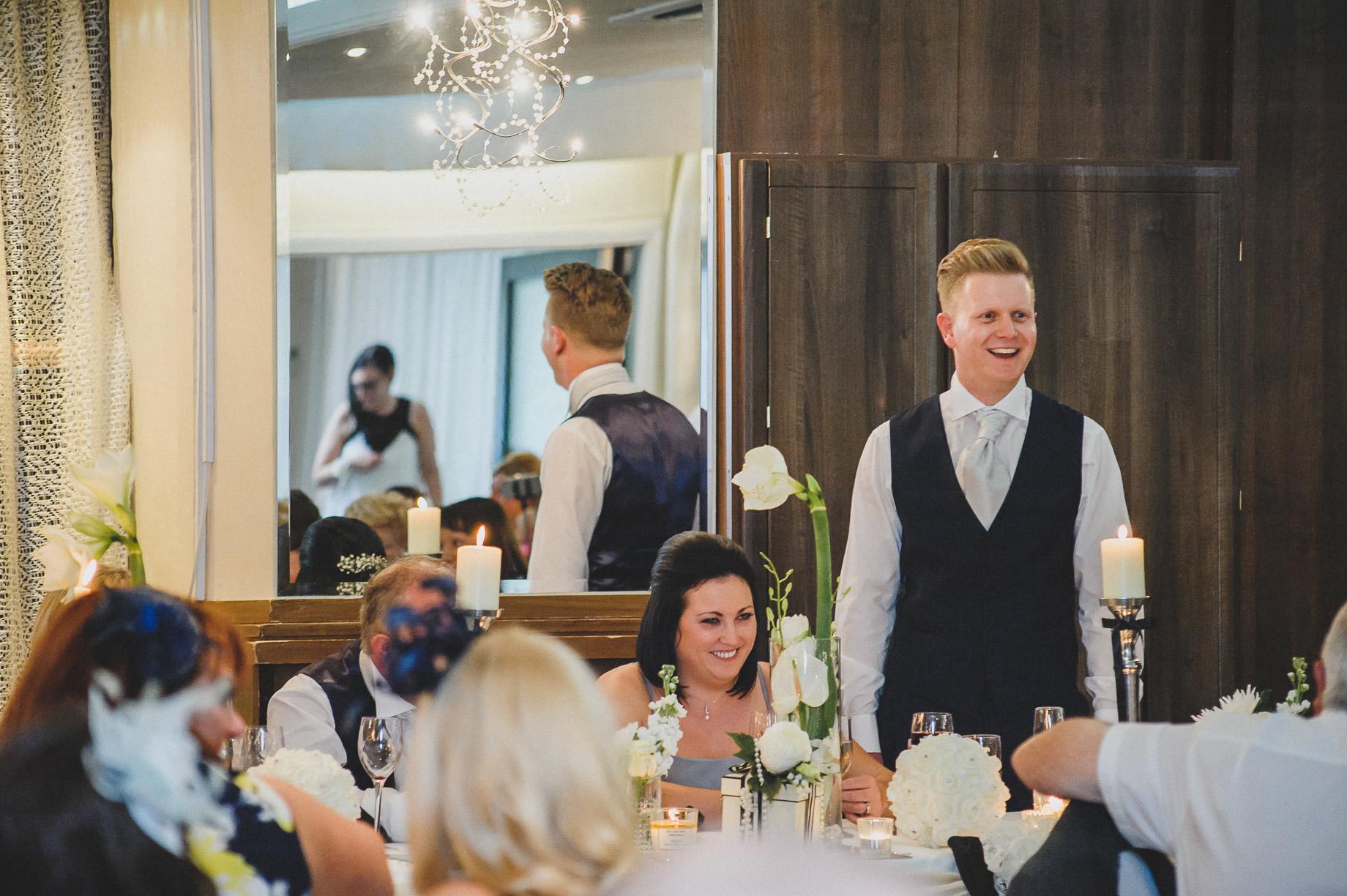 Rachel and Christian's Wedding at Holland Hall Hotel 146