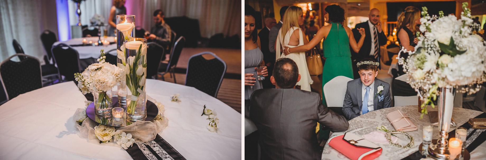 Rachel and Christian's Wedding at Holland Hall Hotel 163