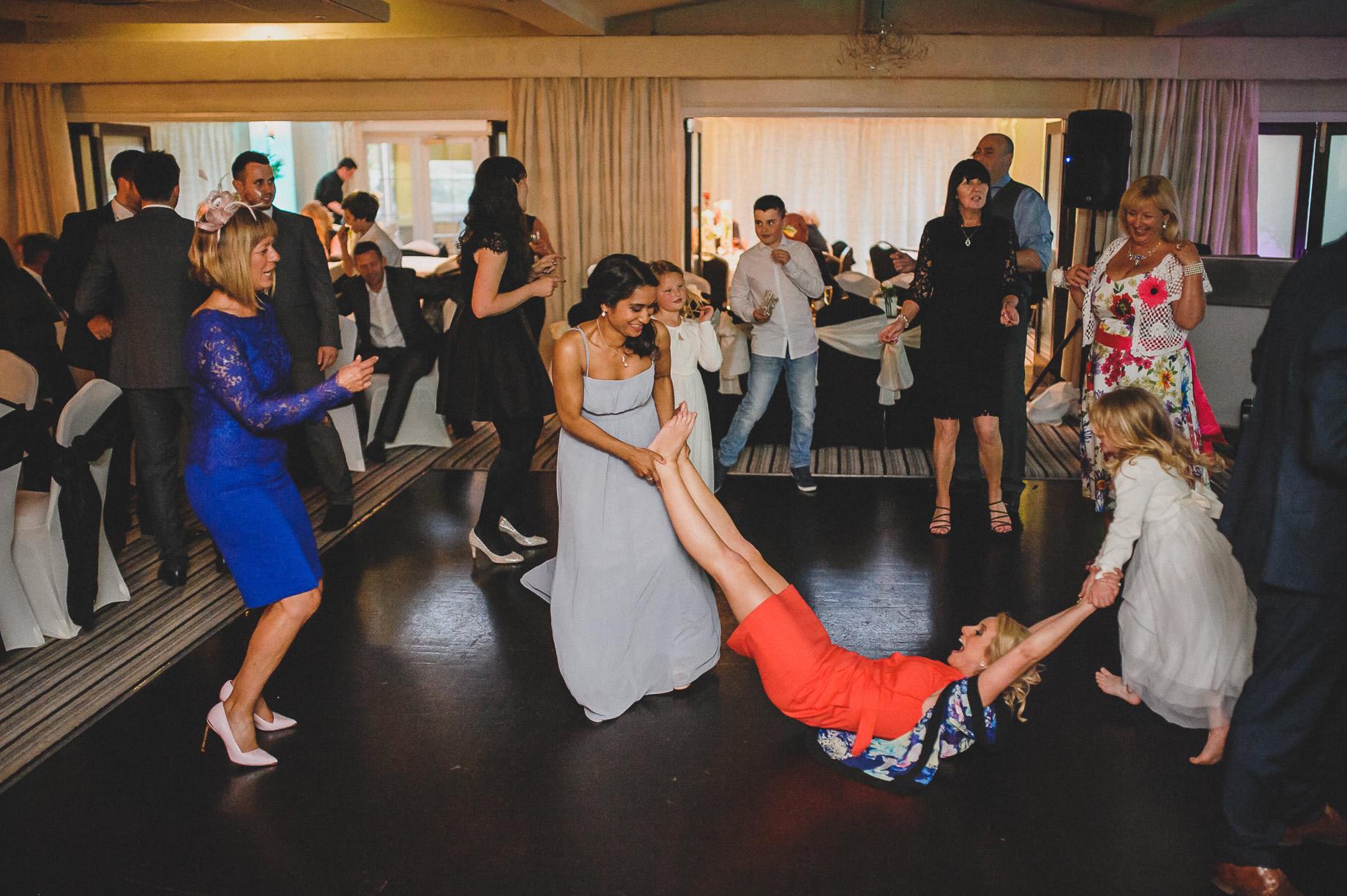 Rachel and Christian's Wedding at Holland Hall Hotel 164